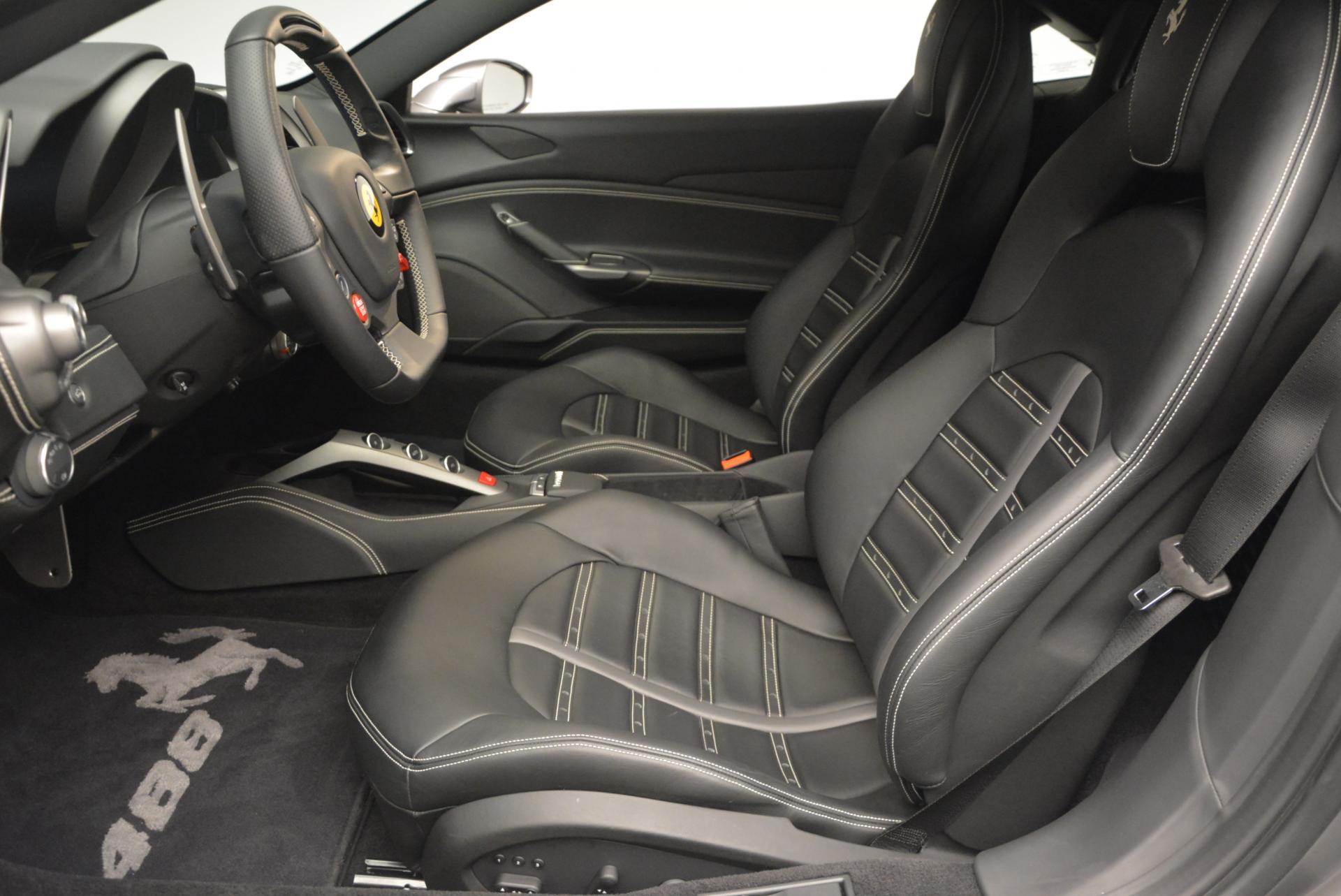 Used 2016 Ferrari 488 GTB  For Sale In Greenwich, CT. Alfa Romeo of Greenwich, 4314 142_p14