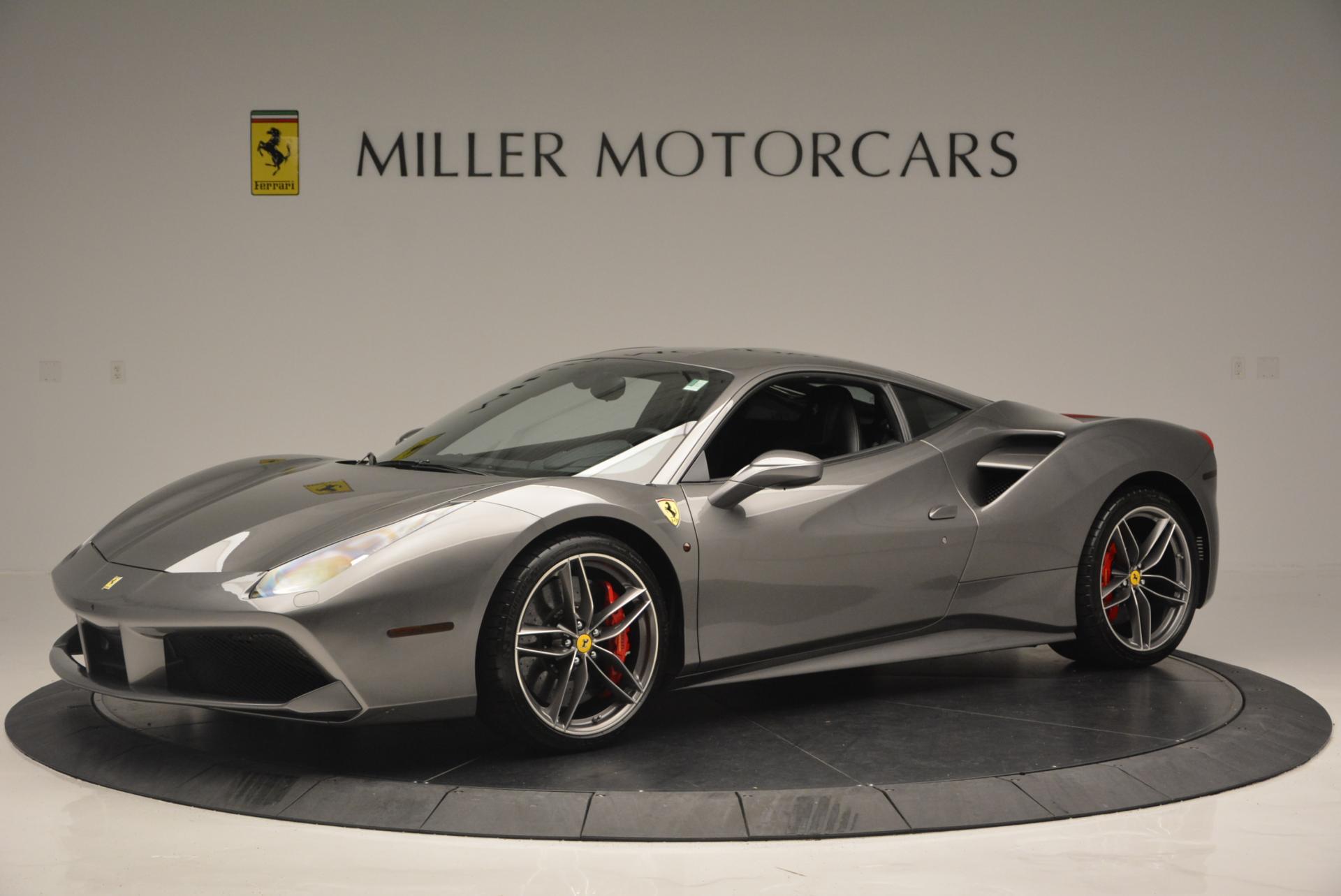 Used 2016 Ferrari 488 GTB  For Sale In Greenwich, CT. Alfa Romeo of Greenwich, 4314 142_p2