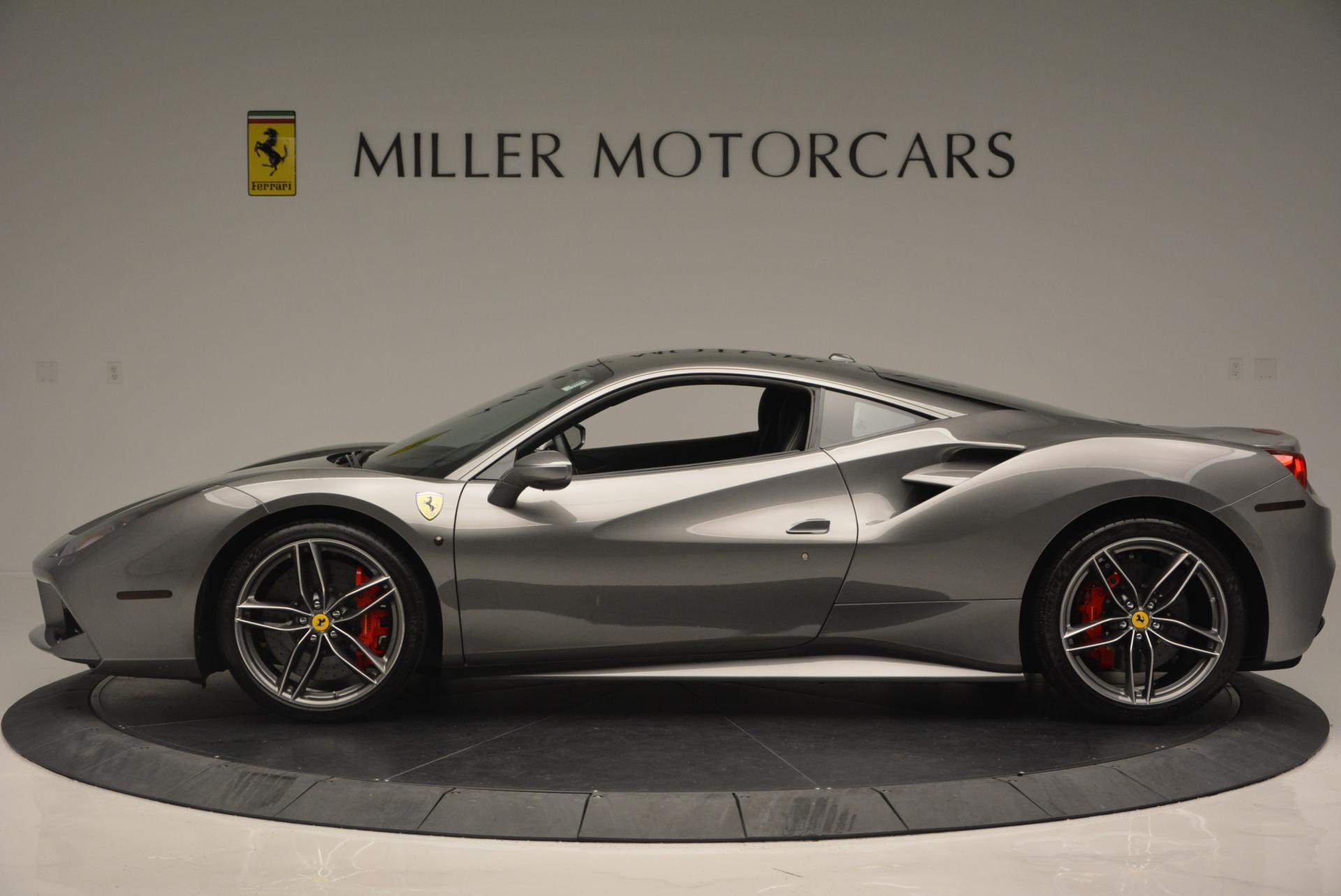 Used 2016 Ferrari 488 GTB  For Sale In Greenwich, CT. Alfa Romeo of Greenwich, 4314 142_p3