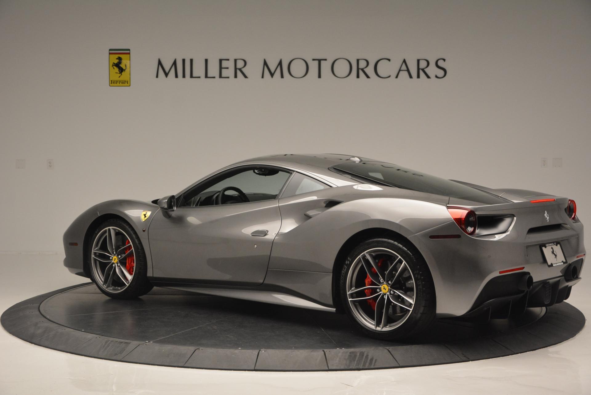 Used 2016 Ferrari 488 GTB  For Sale In Greenwich, CT. Alfa Romeo of Greenwich, 4314 142_p4