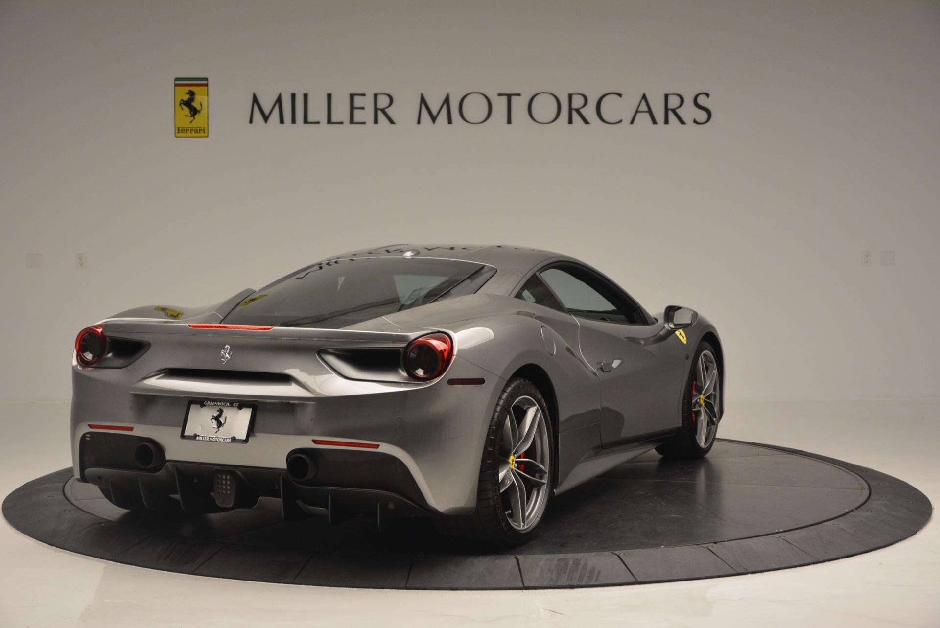 Used 2016 Ferrari 488 GTB  For Sale In Greenwich, CT. Alfa Romeo of Greenwich, 4314 142_p7