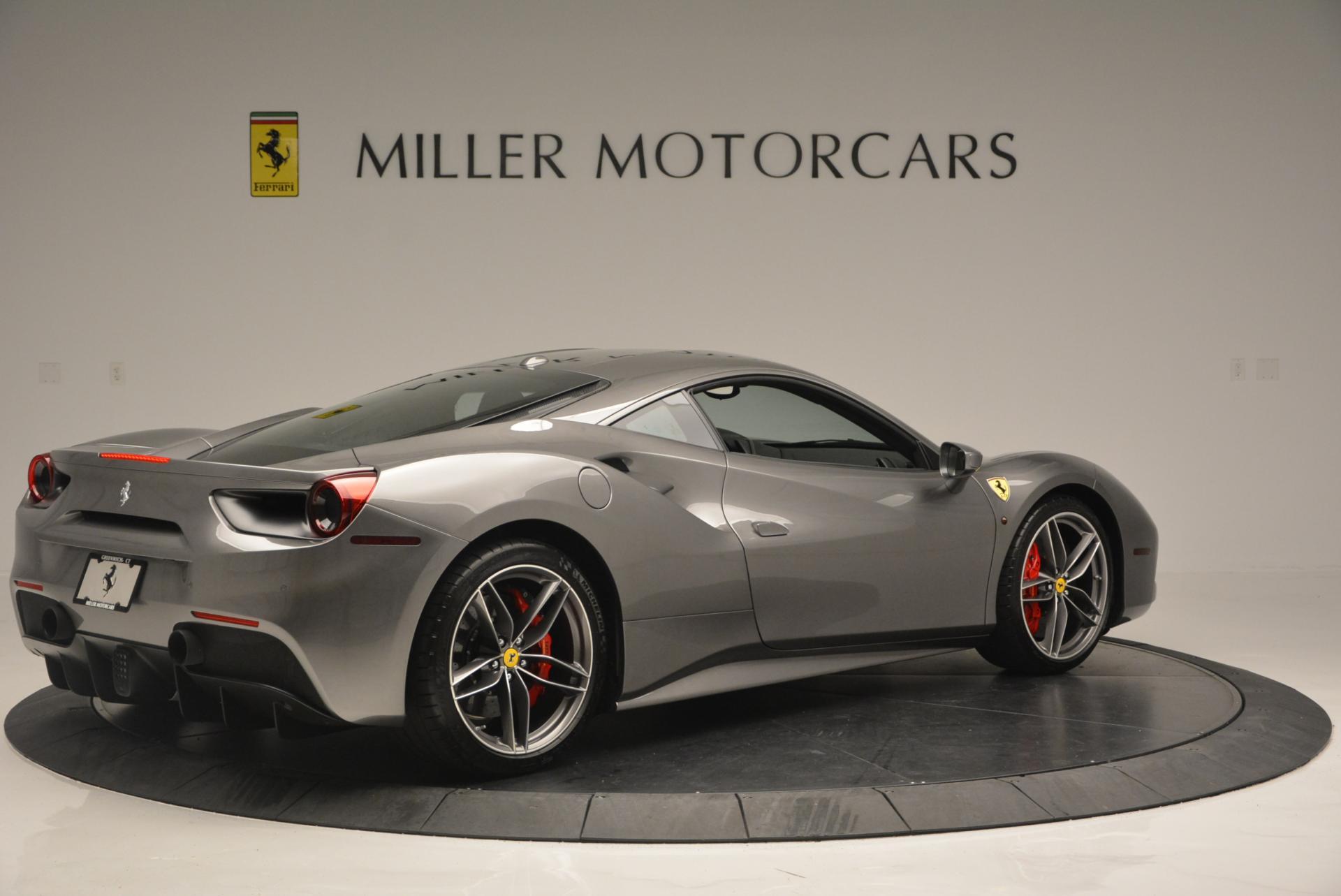 Used 2016 Ferrari 488 GTB  For Sale In Greenwich, CT. Alfa Romeo of Greenwich, 4314 142_p8