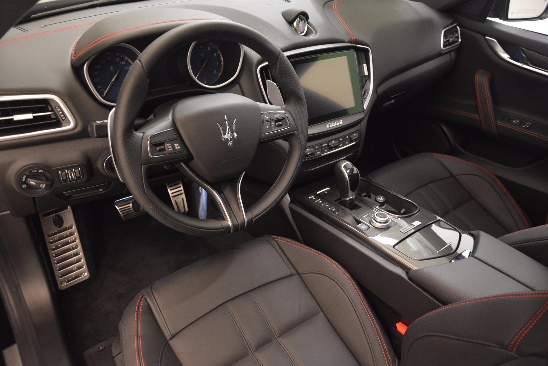 New 2017 Maserati Ghibli Nerissimo Edition S Q4 For Sale In Greenwich, CT. Alfa Romeo of Greenwich, M1895 1420_p13