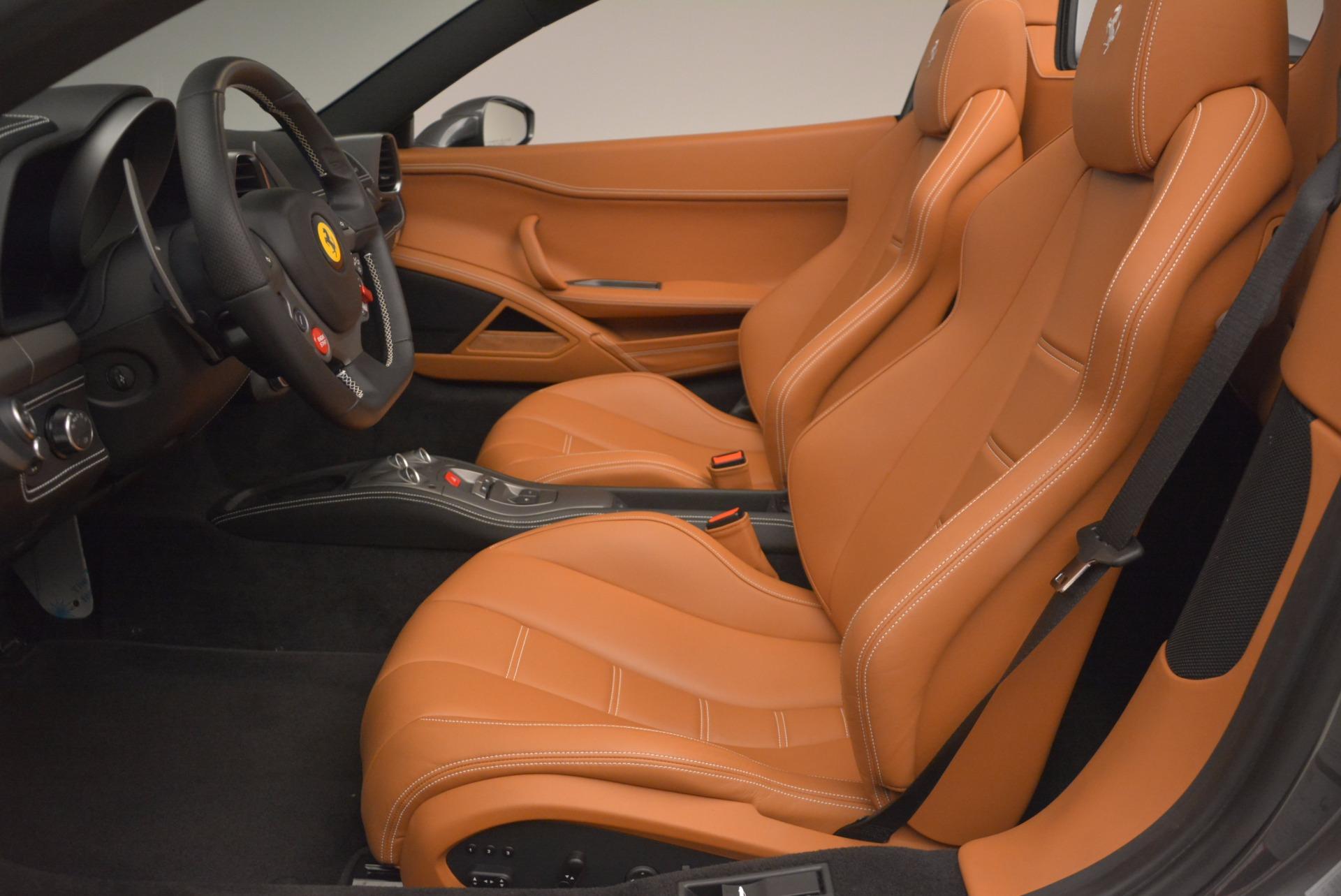 Used 2015 Ferrari 458 Spider  For Sale In Greenwich, CT. Alfa Romeo of Greenwich, 4402A 1423_p26