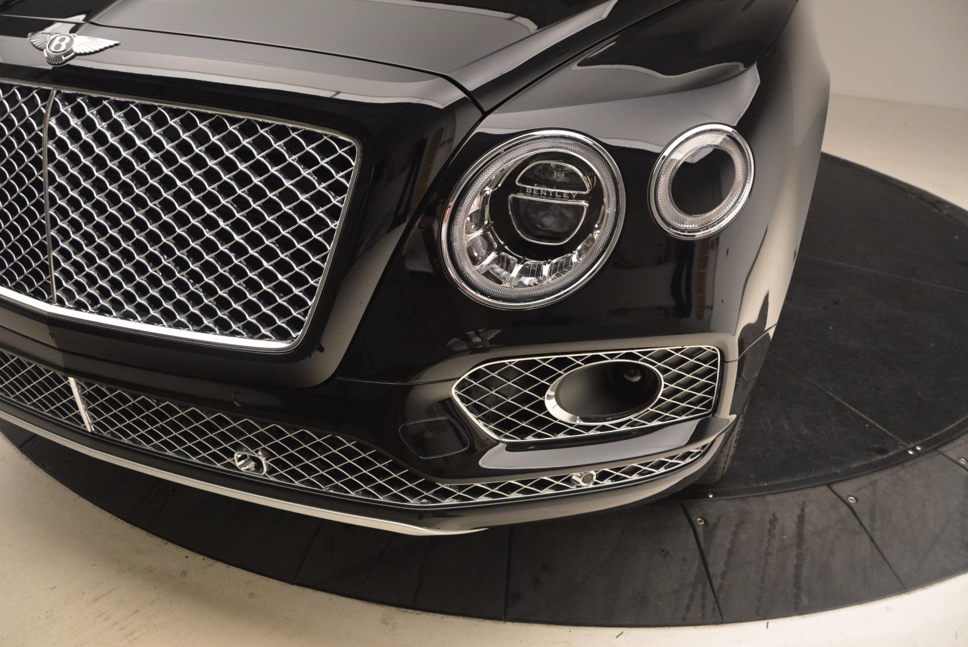 New 2018 Bentley Bentayga Signature For Sale In Greenwich, CT. Alfa Romeo of Greenwich, B1284 1424_p14