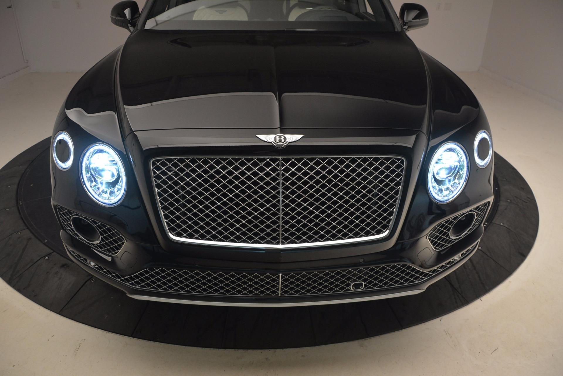 New 2018 Bentley Bentayga Signature For Sale In Greenwich, CT. Alfa Romeo of Greenwich, B1284 1424_p16