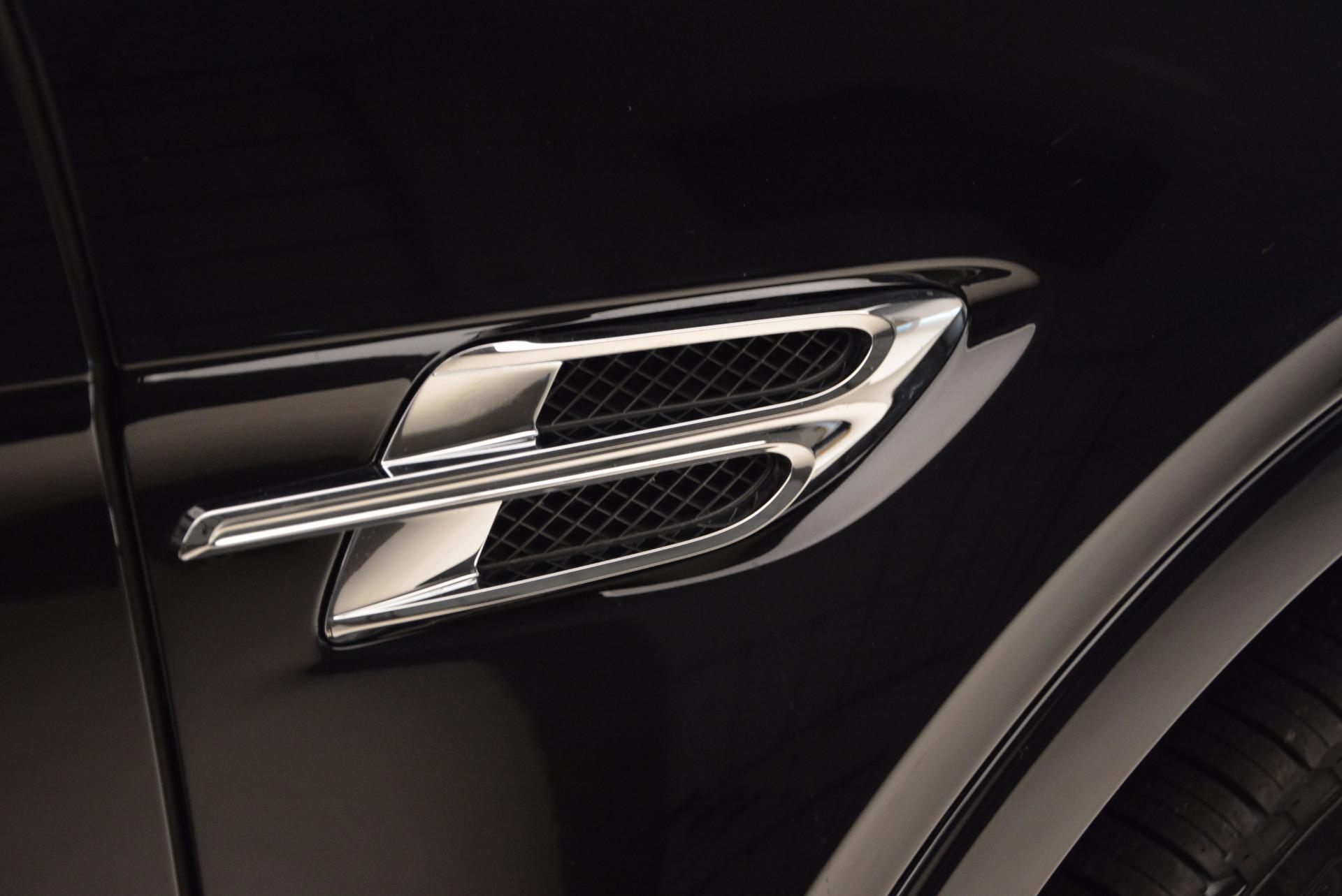 New 2018 Bentley Bentayga Signature For Sale In Greenwich, CT. Alfa Romeo of Greenwich, B1284 1424_p22
