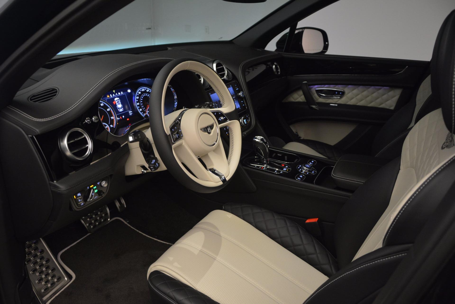 New 2018 Bentley Bentayga Signature For Sale In Greenwich, CT. Alfa Romeo of Greenwich, B1284 1424_p24