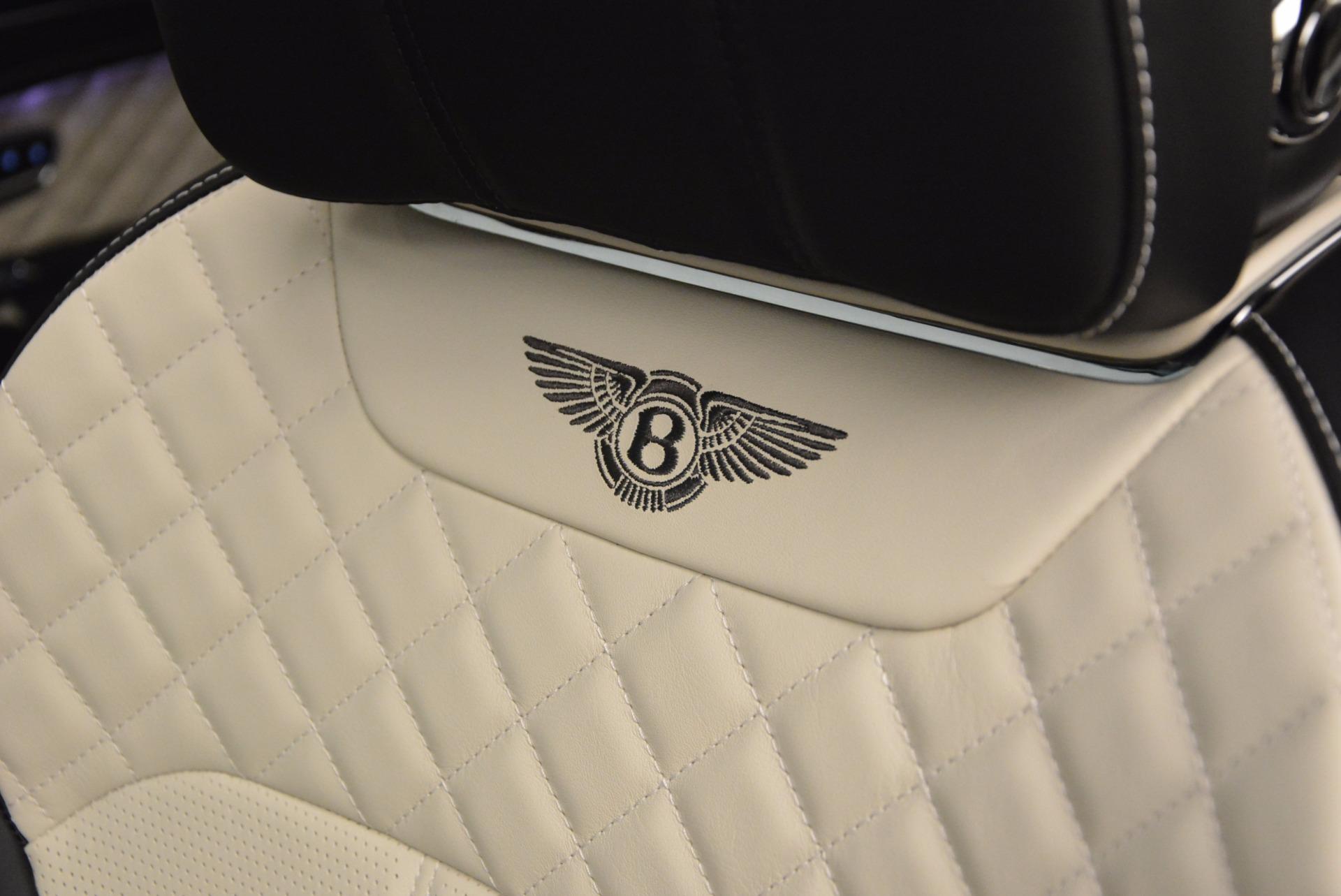 New 2018 Bentley Bentayga Signature For Sale In Greenwich, CT. Alfa Romeo of Greenwich, B1284 1424_p27