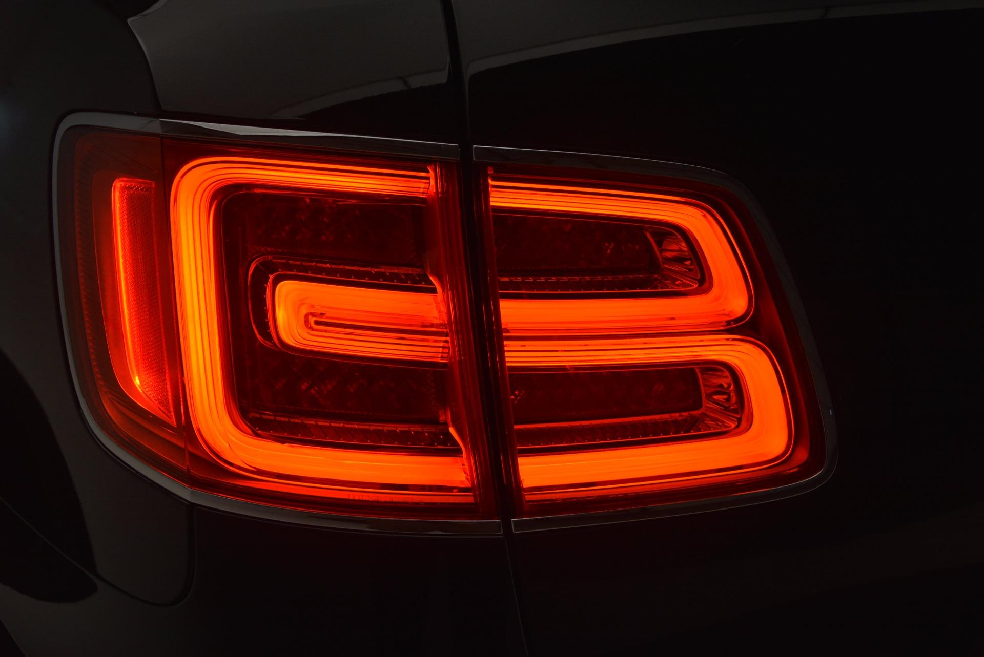 New 2018 Bentley Bentayga Signature For Sale In Greenwich, CT. Alfa Romeo of Greenwich, B1284 1424_p35