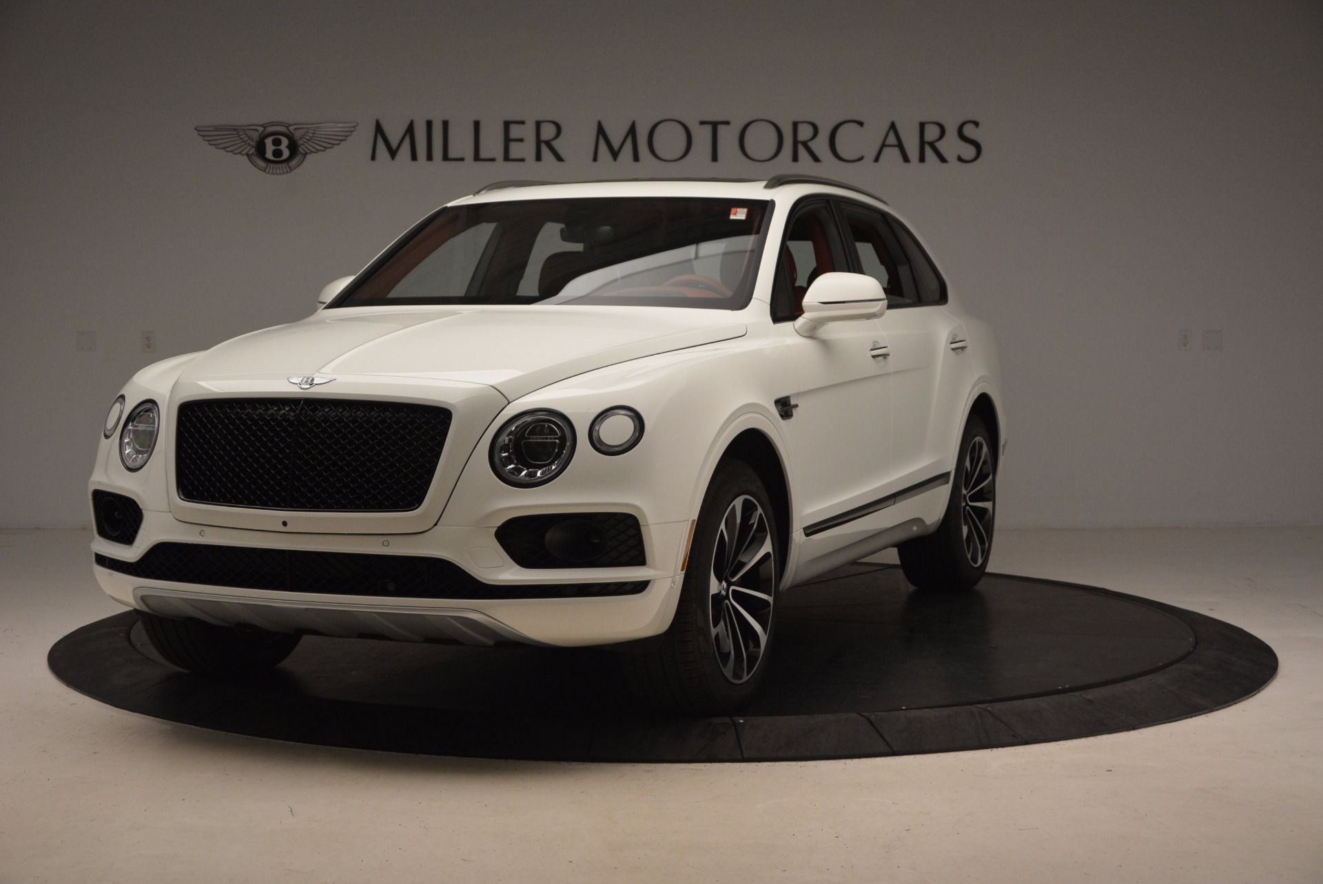 New 2018 Bentley Bentayga Onyx For Sale In Greenwich, CT. Alfa Romeo of Greenwich, B1283