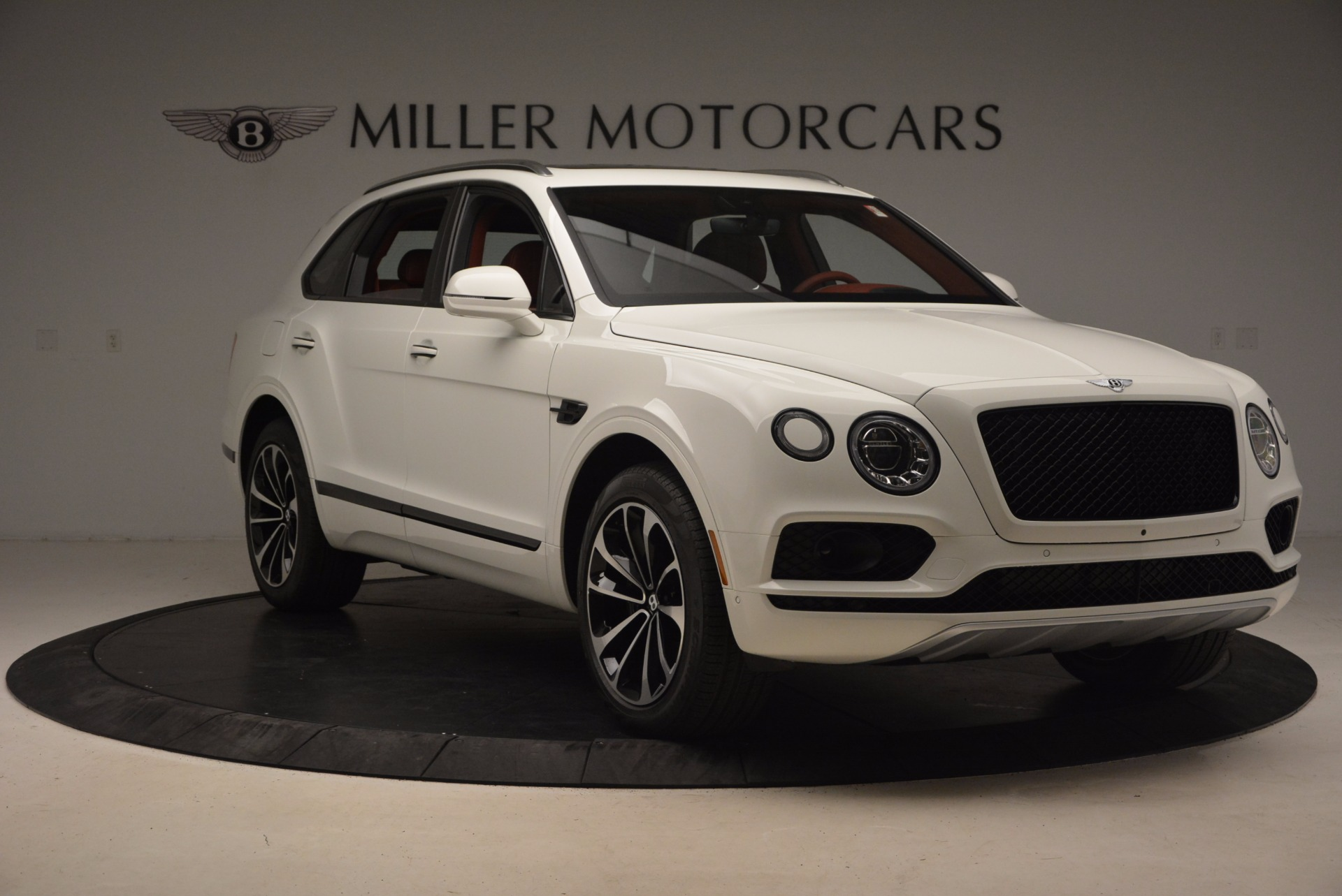 New 2018 Bentley Bentayga Onyx For Sale In Greenwich, CT. Alfa Romeo of Greenwich, B1283 1425_p11