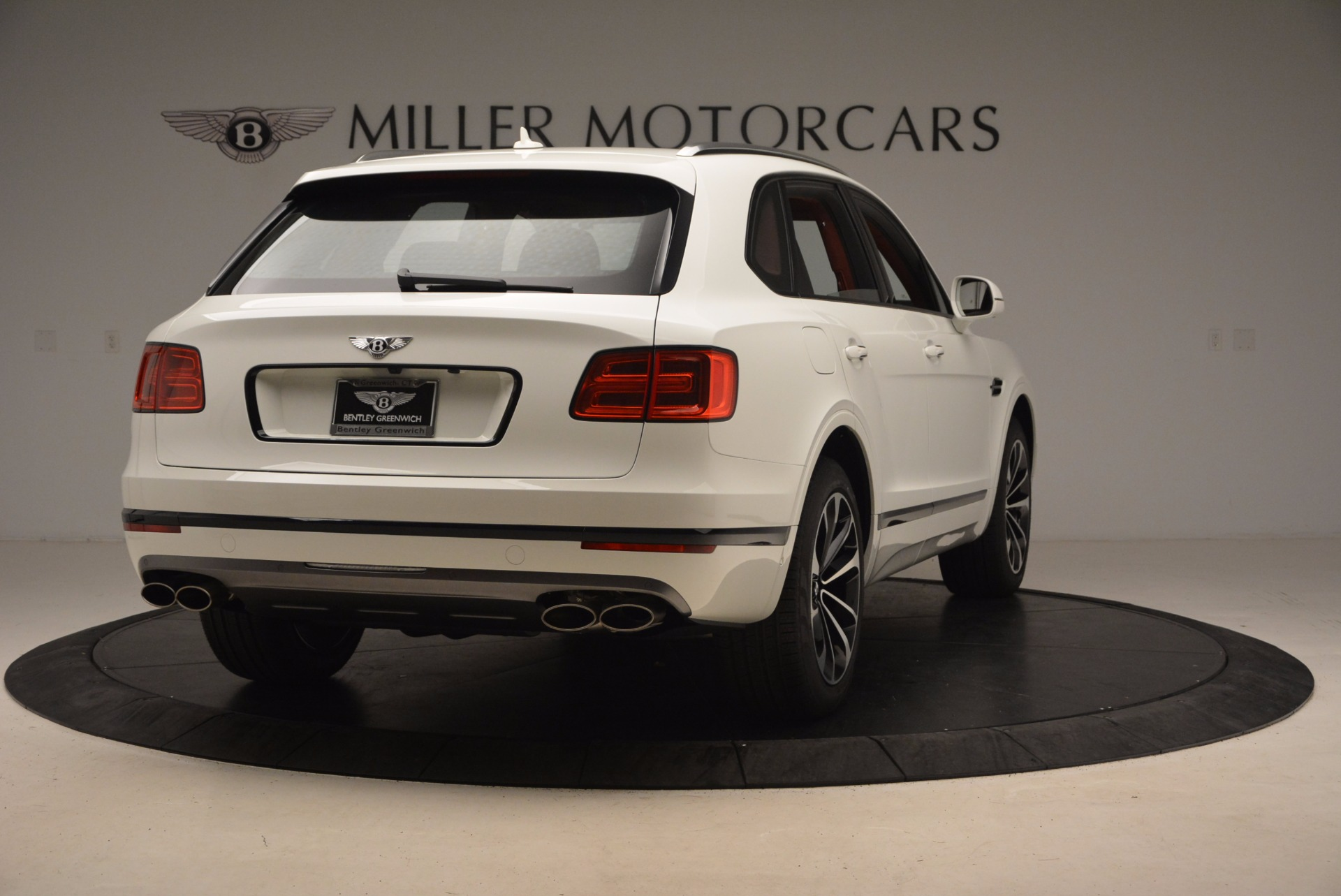 New 2018 Bentley Bentayga Onyx For Sale In Greenwich, CT. Alfa Romeo of Greenwich, B1283 1425_p7