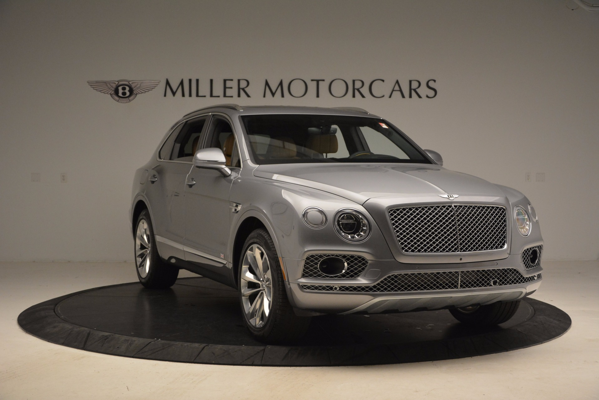 New 2018 Bentley Bentayga  For Sale In Greenwich, CT. Alfa Romeo of Greenwich, B1282 1426_p11