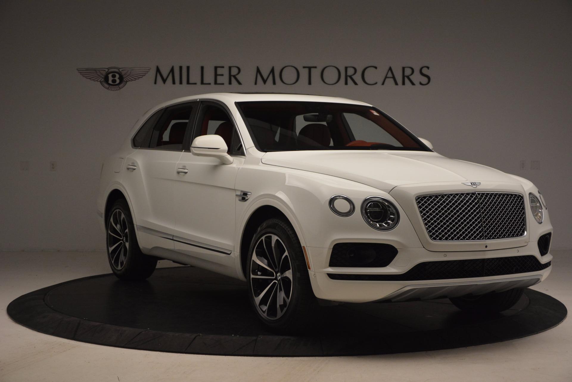 New 2018 Bentley Bentayga Onyx Edition For Sale In Greenwich, CT. Alfa Romeo of Greenwich, B1285 1429_p11