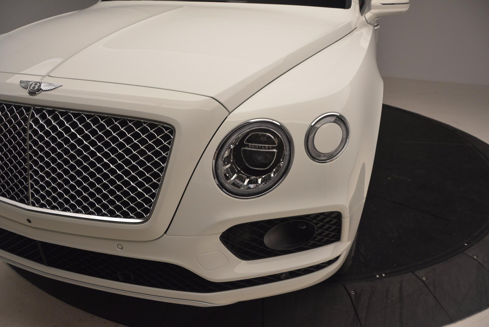 New 2018 Bentley Bentayga Onyx Edition For Sale In Greenwich, CT. Alfa Romeo of Greenwich, B1285 1429_p14