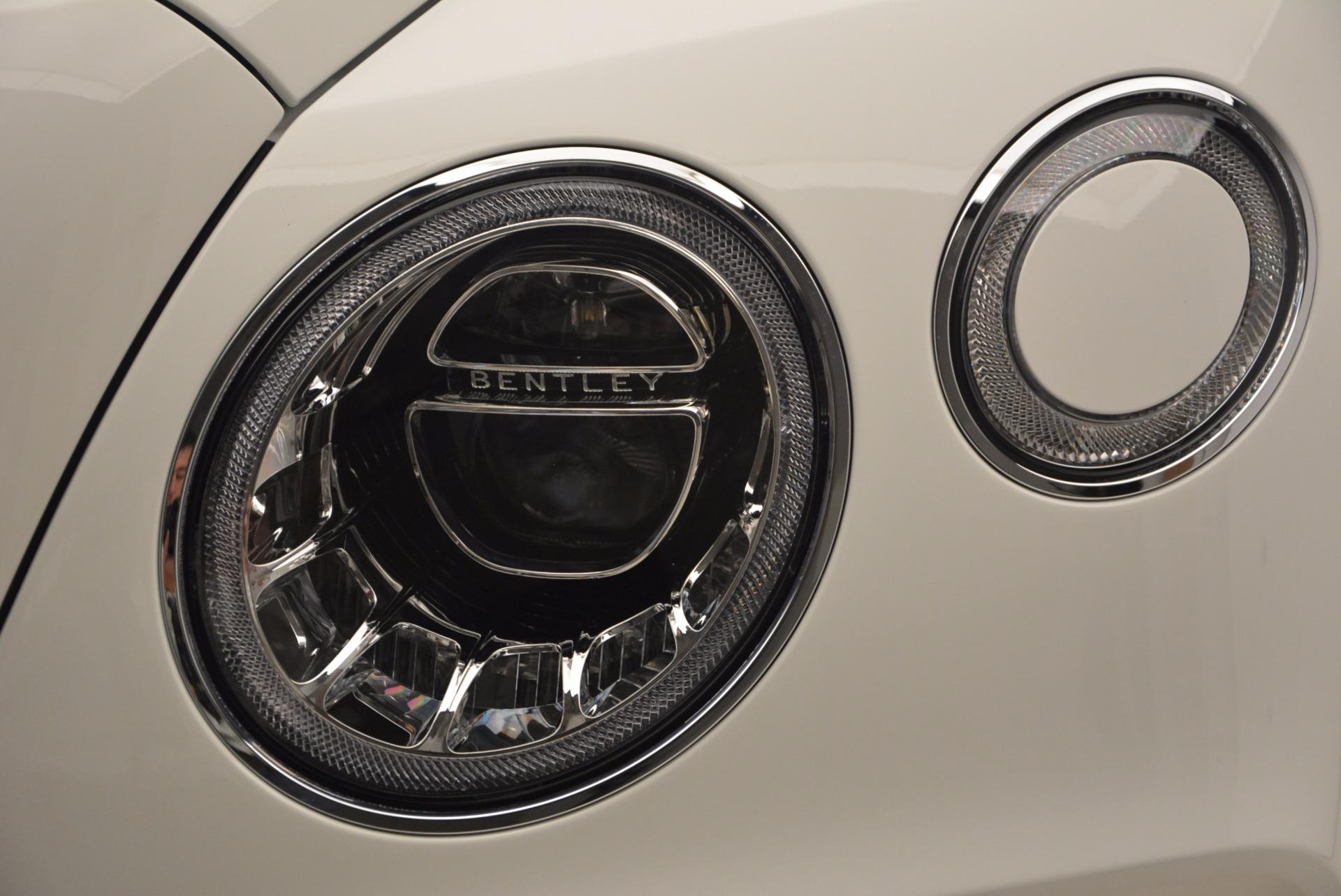 New 2018 Bentley Bentayga Onyx Edition For Sale In Greenwich, CT. Alfa Romeo of Greenwich, B1285 1429_p15