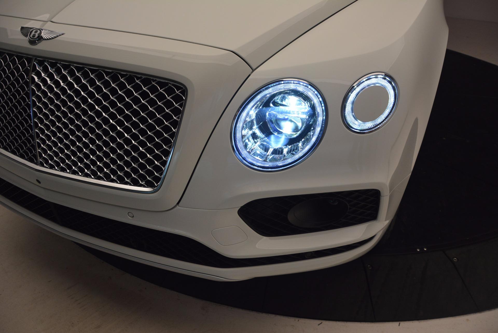 New 2018 Bentley Bentayga Onyx Edition For Sale In Greenwich, CT. Alfa Romeo of Greenwich, B1285 1429_p17