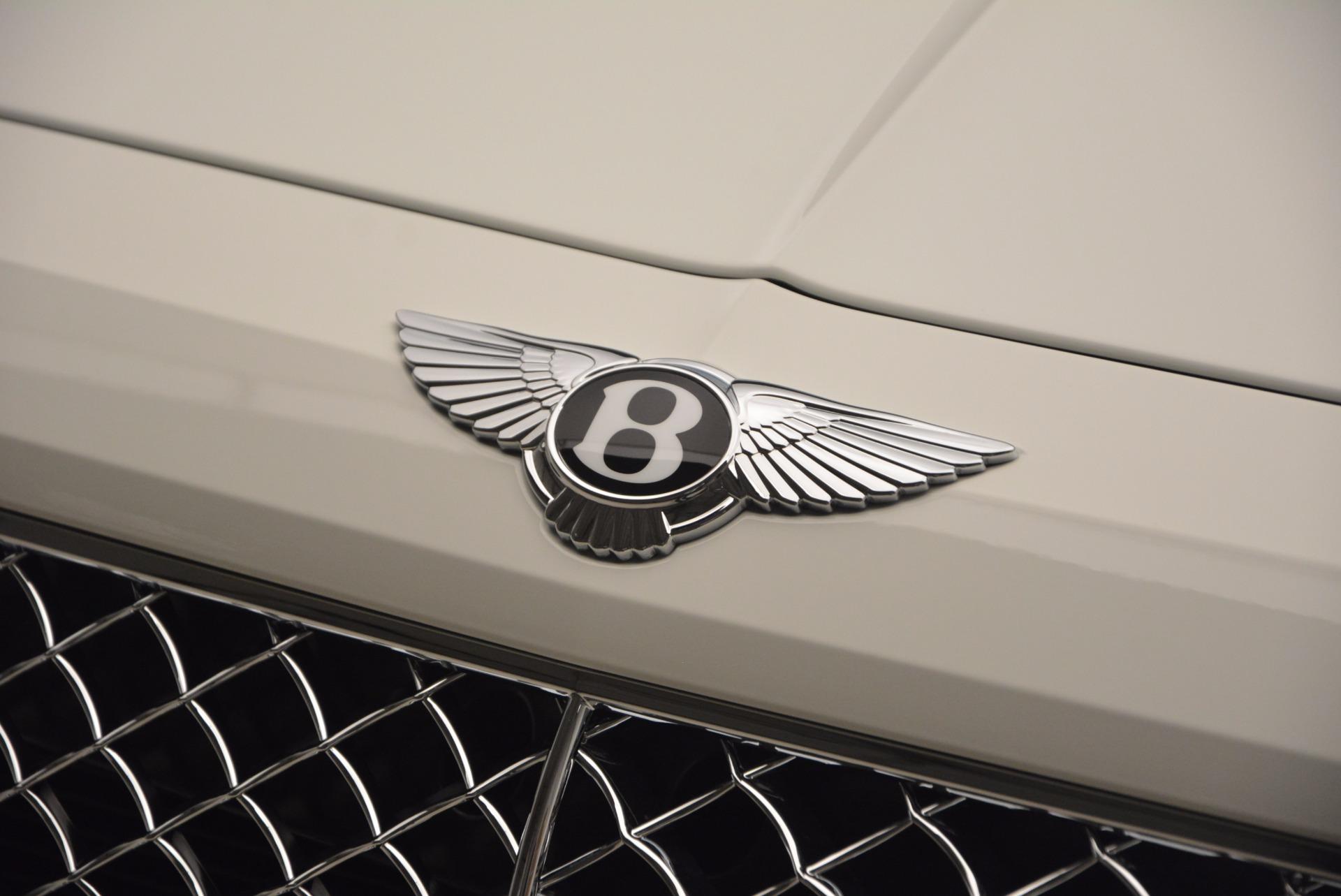 New 2018 Bentley Bentayga Onyx Edition For Sale In Greenwich, CT. Alfa Romeo of Greenwich, B1285 1429_p18