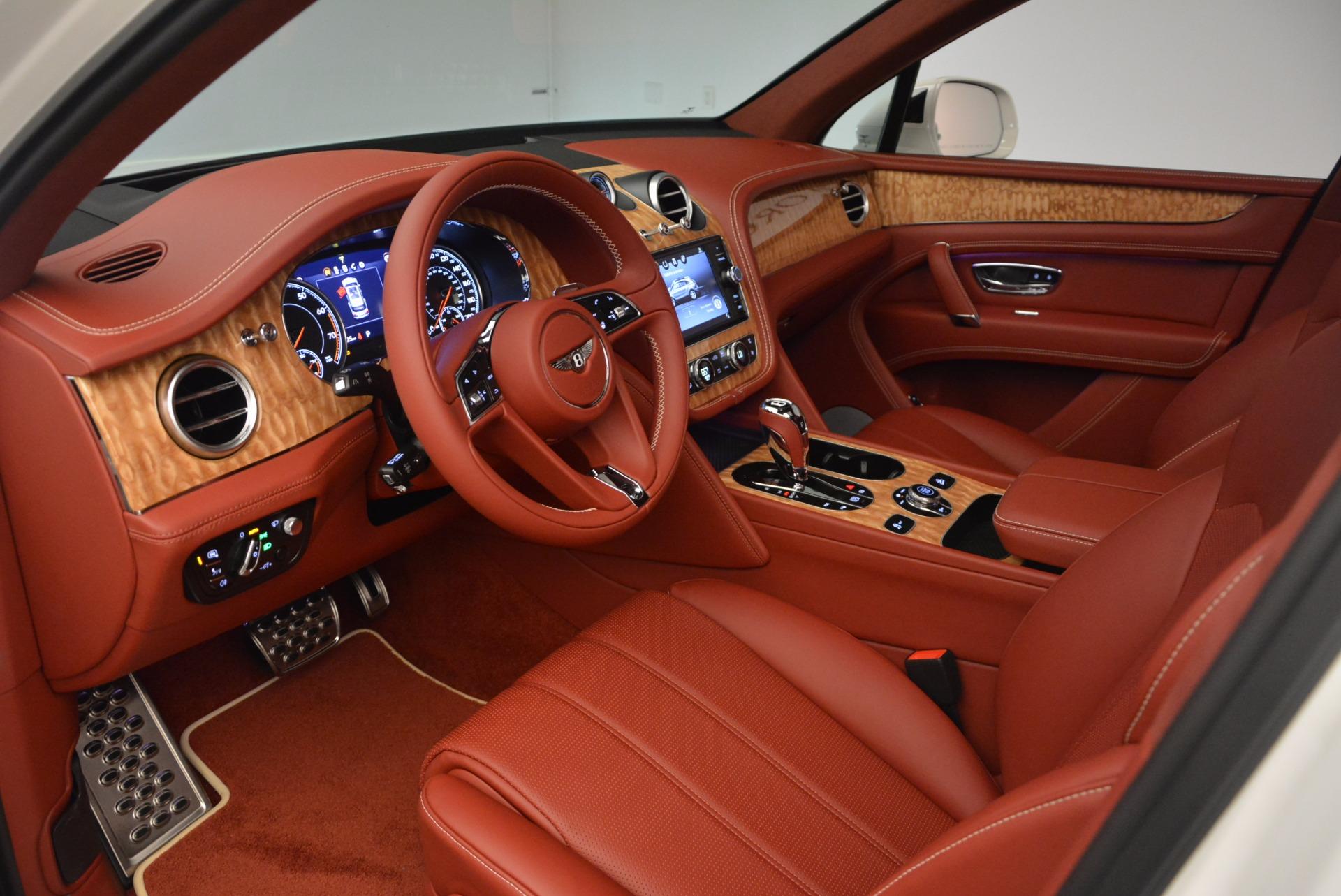 New 2018 Bentley Bentayga Onyx Edition For Sale In Greenwich, CT. Alfa Romeo of Greenwich, B1285 1429_p23