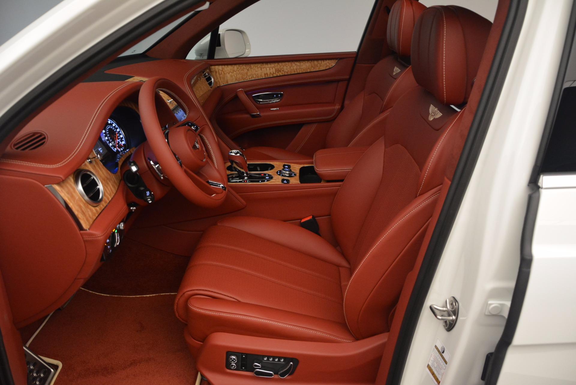 New 2018 Bentley Bentayga Onyx Edition For Sale In Greenwich, CT. Alfa Romeo of Greenwich, B1285 1429_p24