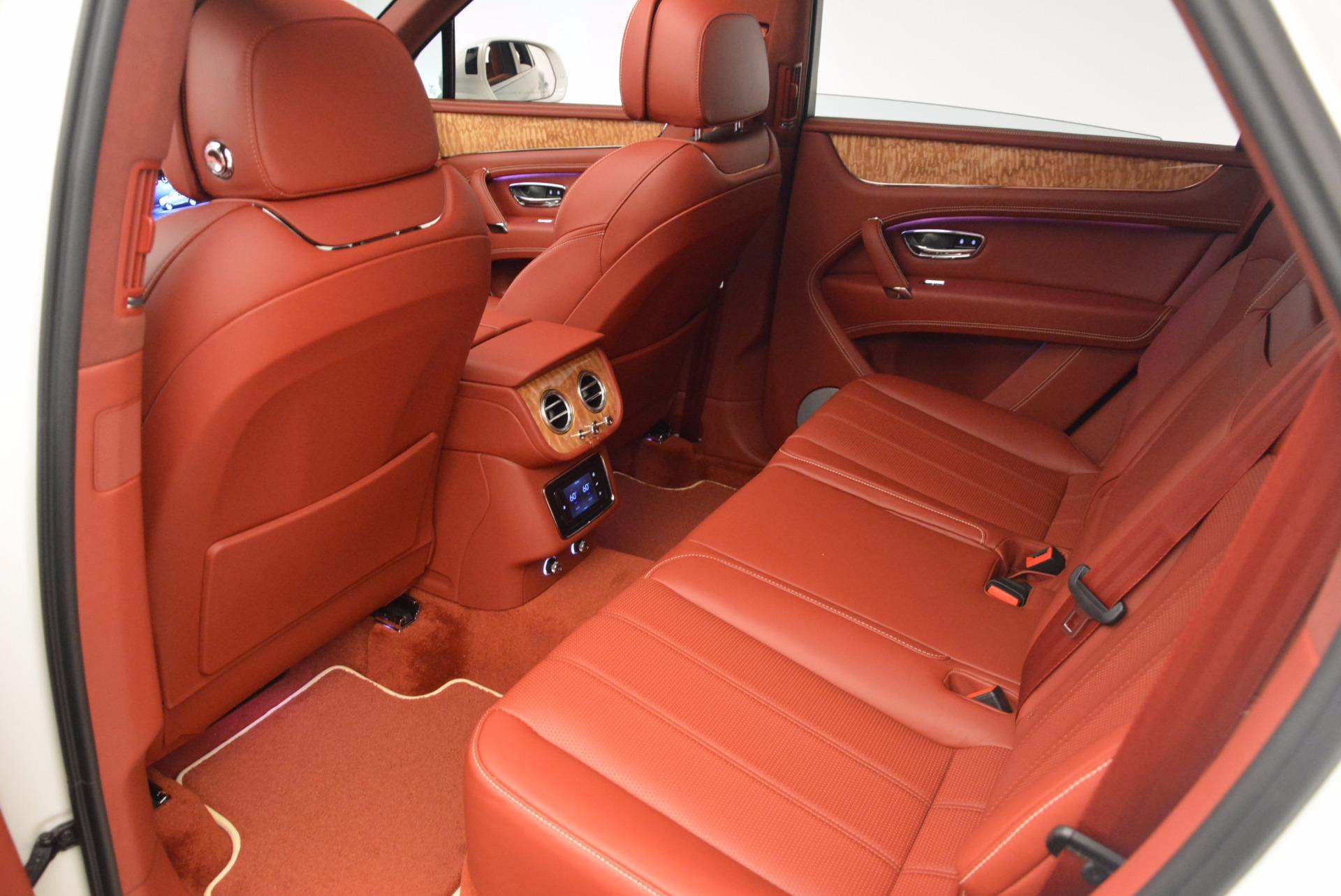 New 2018 Bentley Bentayga Onyx Edition For Sale In Greenwich, CT. Alfa Romeo of Greenwich, B1285 1429_p29