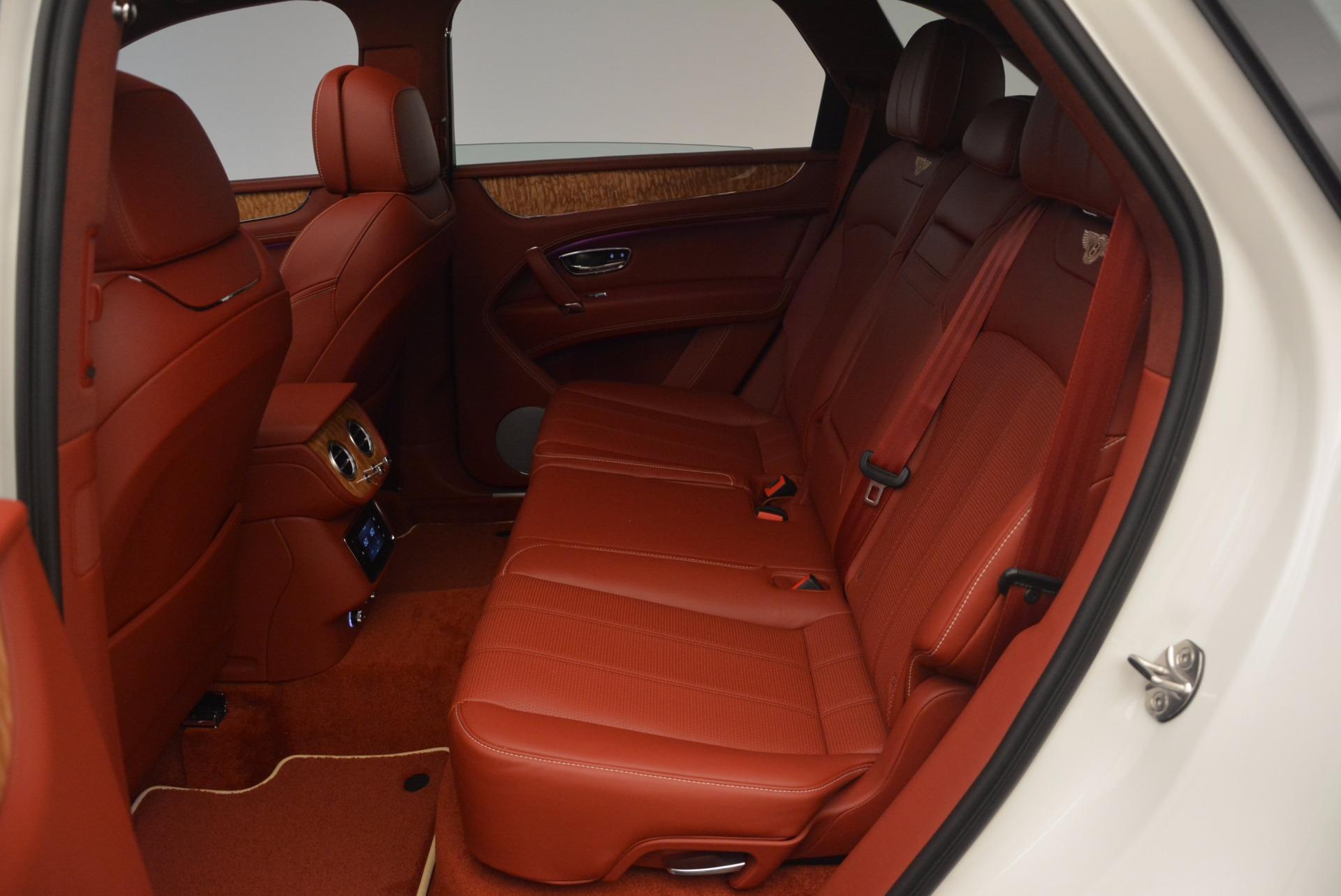 New 2018 Bentley Bentayga Onyx Edition For Sale In Greenwich, CT. Alfa Romeo of Greenwich, B1285 1429_p30