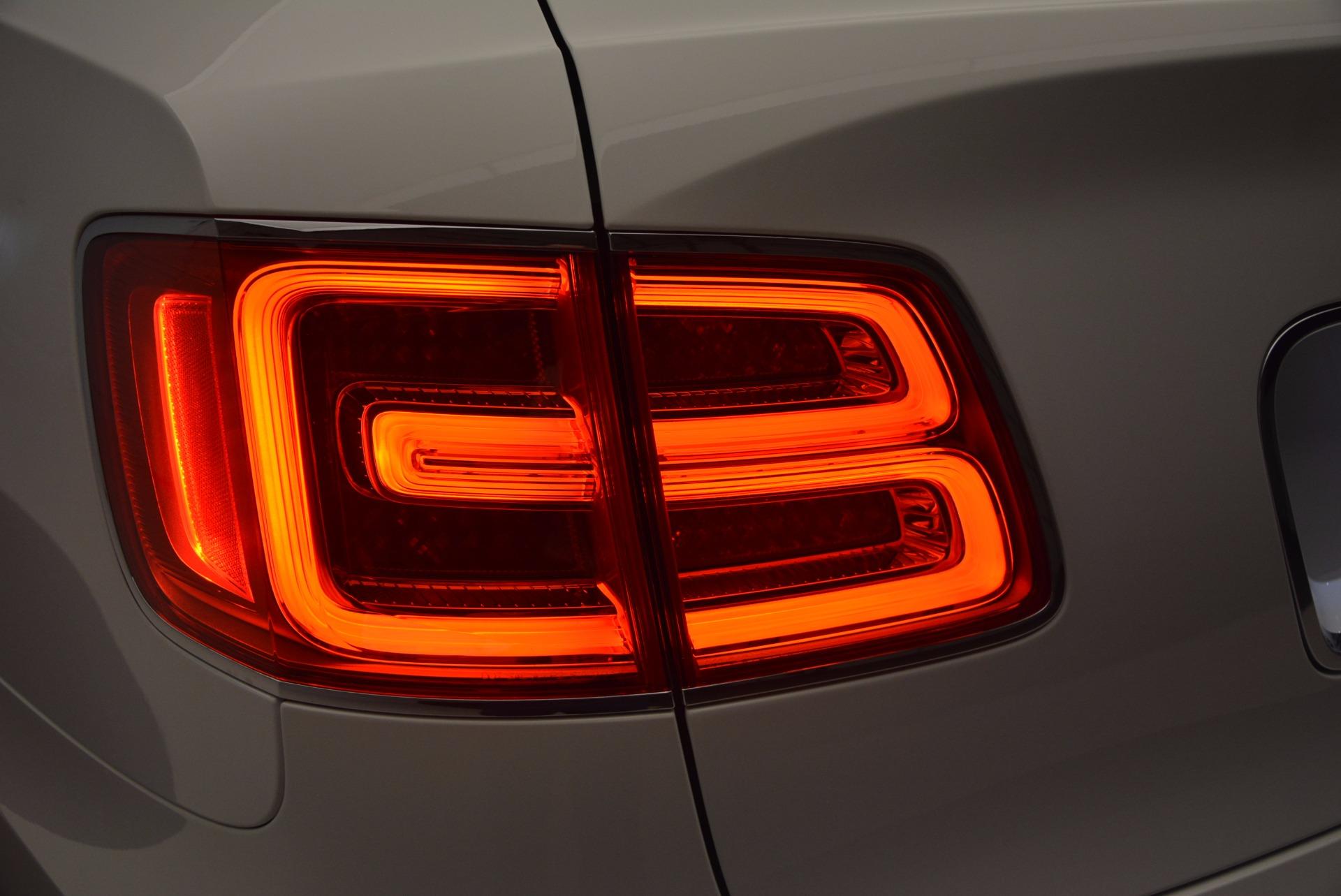 New 2018 Bentley Bentayga Onyx Edition For Sale In Greenwich, CT. Alfa Romeo of Greenwich, B1285 1429_p33