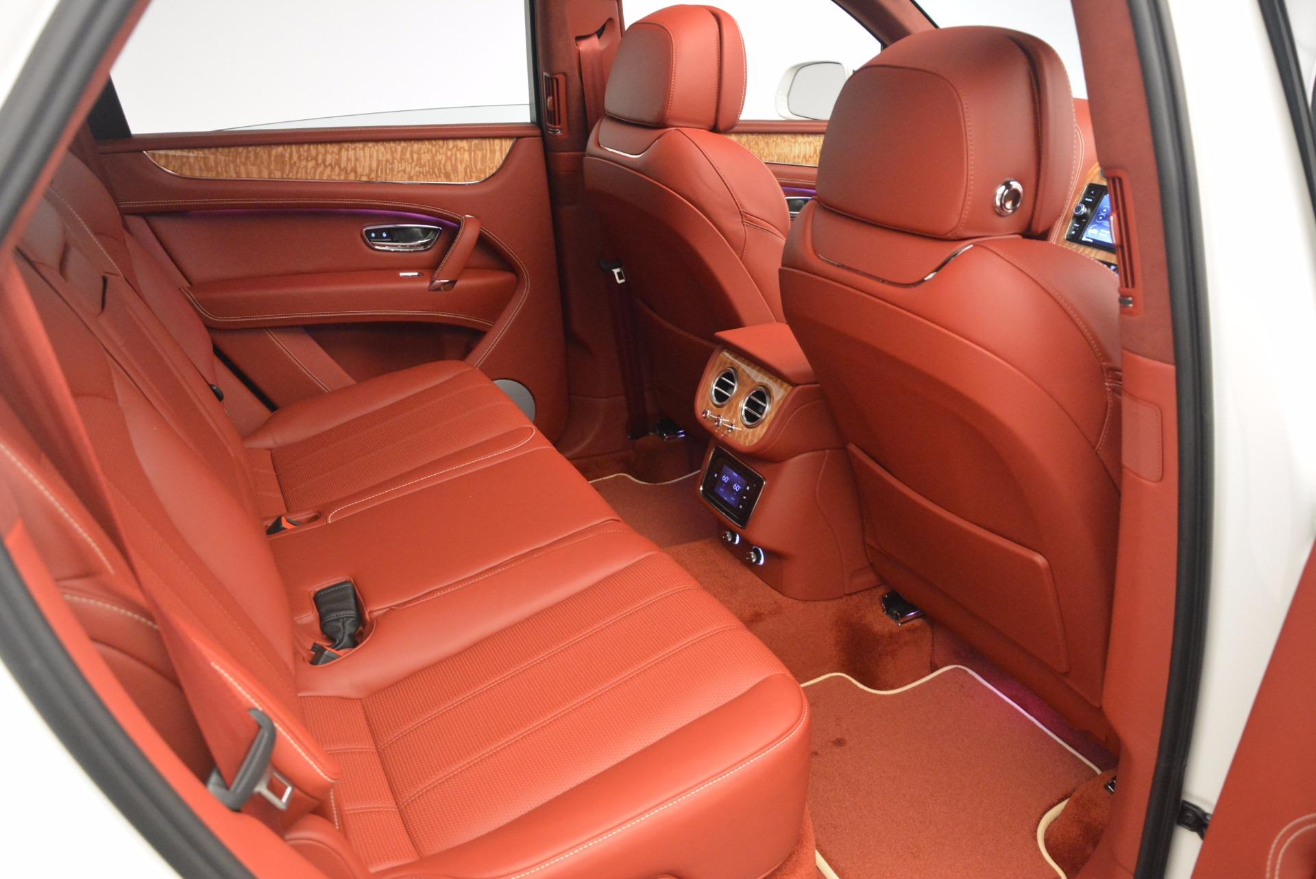 New 2018 Bentley Bentayga Onyx Edition For Sale In Greenwich, CT. Alfa Romeo of Greenwich, B1285 1429_p36