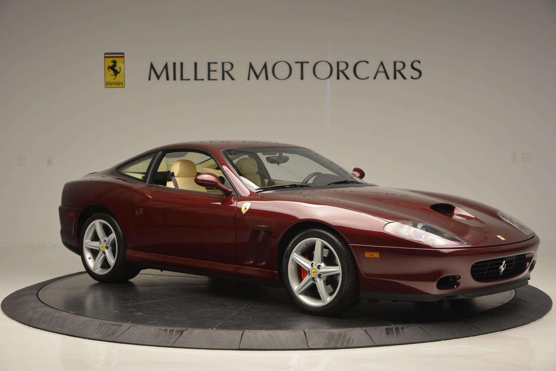 Used 2003 Ferrari 575M Maranello 6-Speed Manual For Sale In Greenwich, CT. Alfa Romeo of Greenwich, 4323C 143_p10