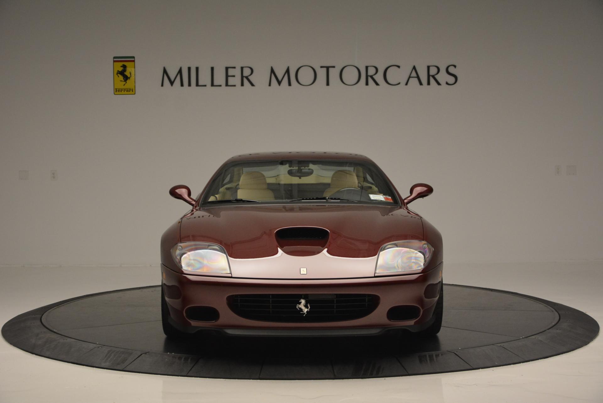 Used 2003 Ferrari 575M Maranello 6-Speed Manual For Sale In Greenwich, CT. Alfa Romeo of Greenwich, 4323C 143_p12