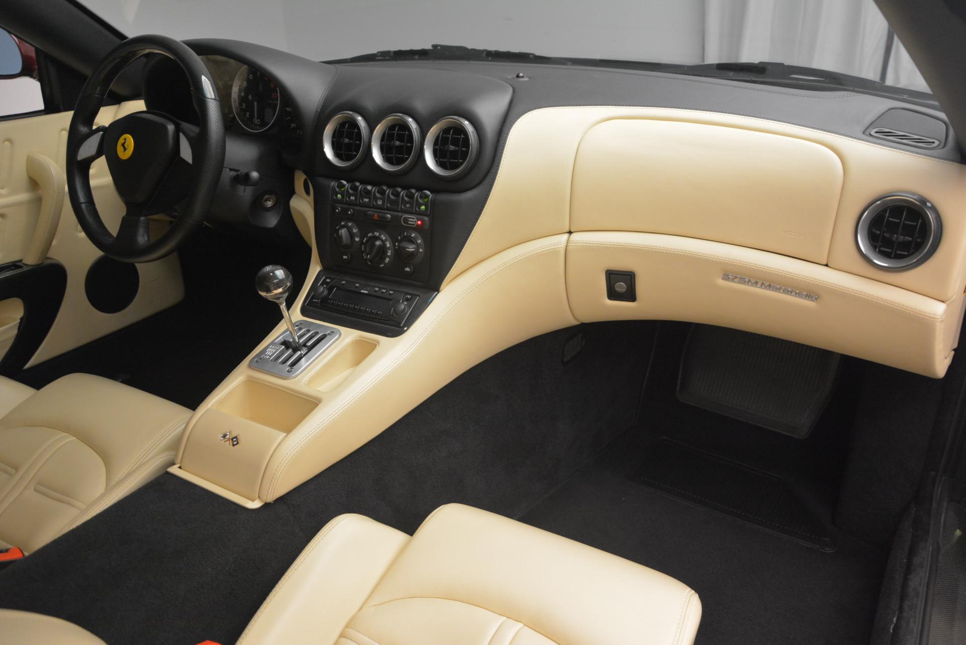 Used 2003 Ferrari 575M Maranello 6-Speed Manual For Sale In Greenwich, CT. Alfa Romeo of Greenwich, 4323C 143_p17