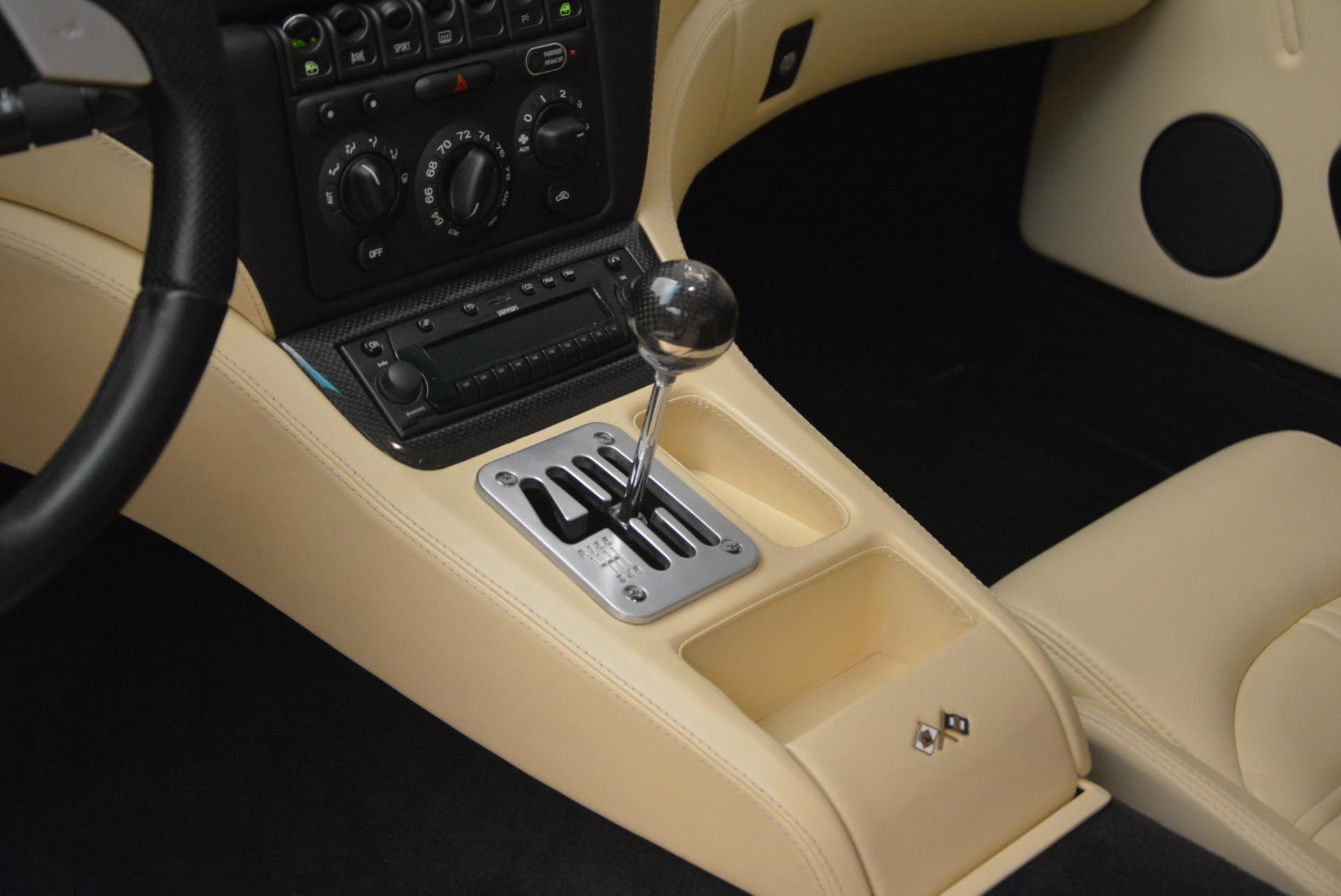 Used 2003 Ferrari 575M Maranello 6-Speed Manual For Sale In Greenwich, CT. Alfa Romeo of Greenwich, 4323C 143_p20
