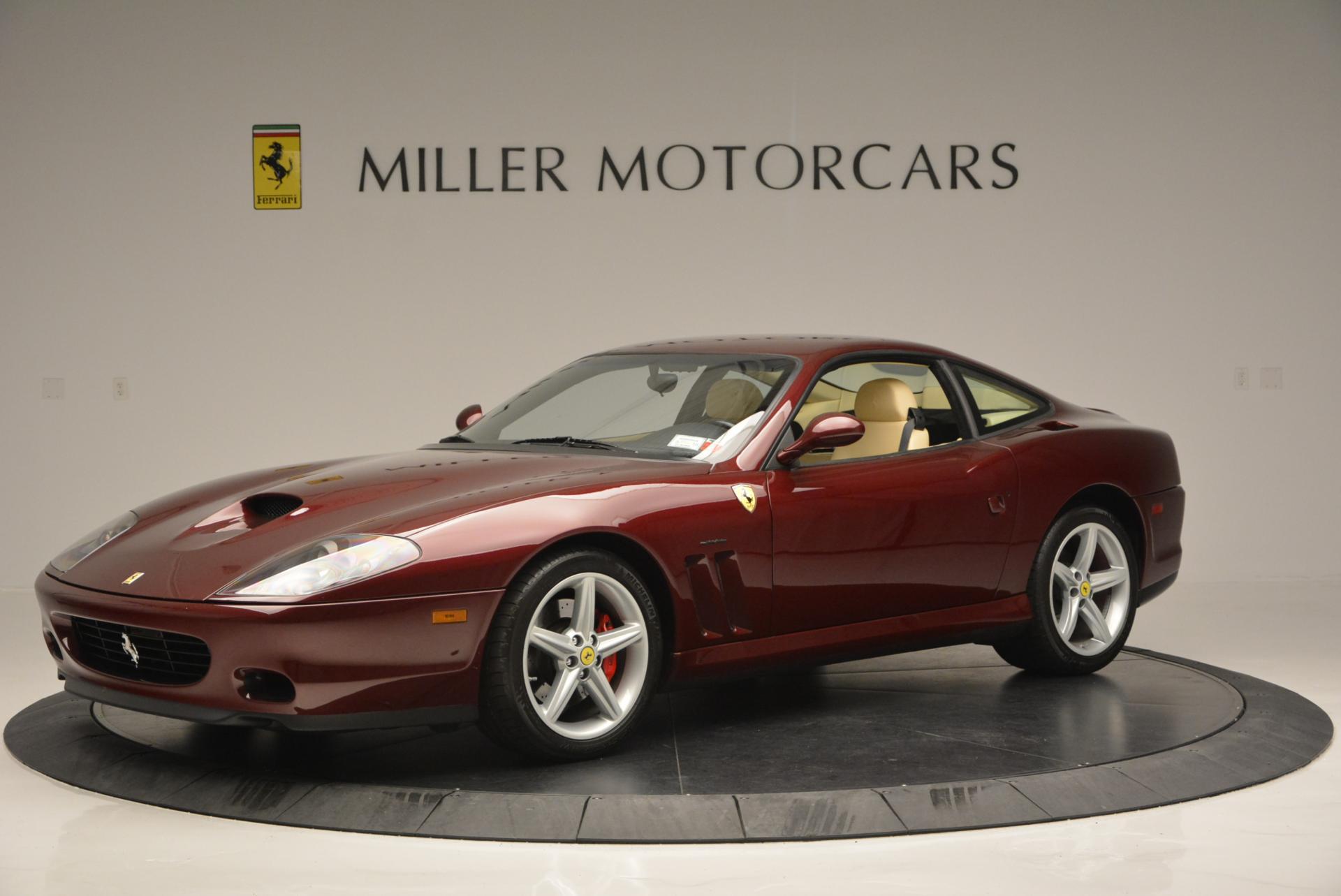 Used 2003 Ferrari 575M Maranello 6-Speed Manual For Sale In Greenwich, CT. Alfa Romeo of Greenwich, 4323C 143_p2