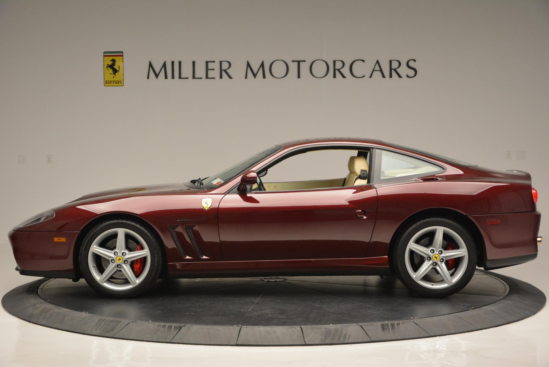 Used 2003 Ferrari 575M Maranello 6-Speed Manual For Sale In Greenwich, CT. Alfa Romeo of Greenwich, 4323C 143_p3