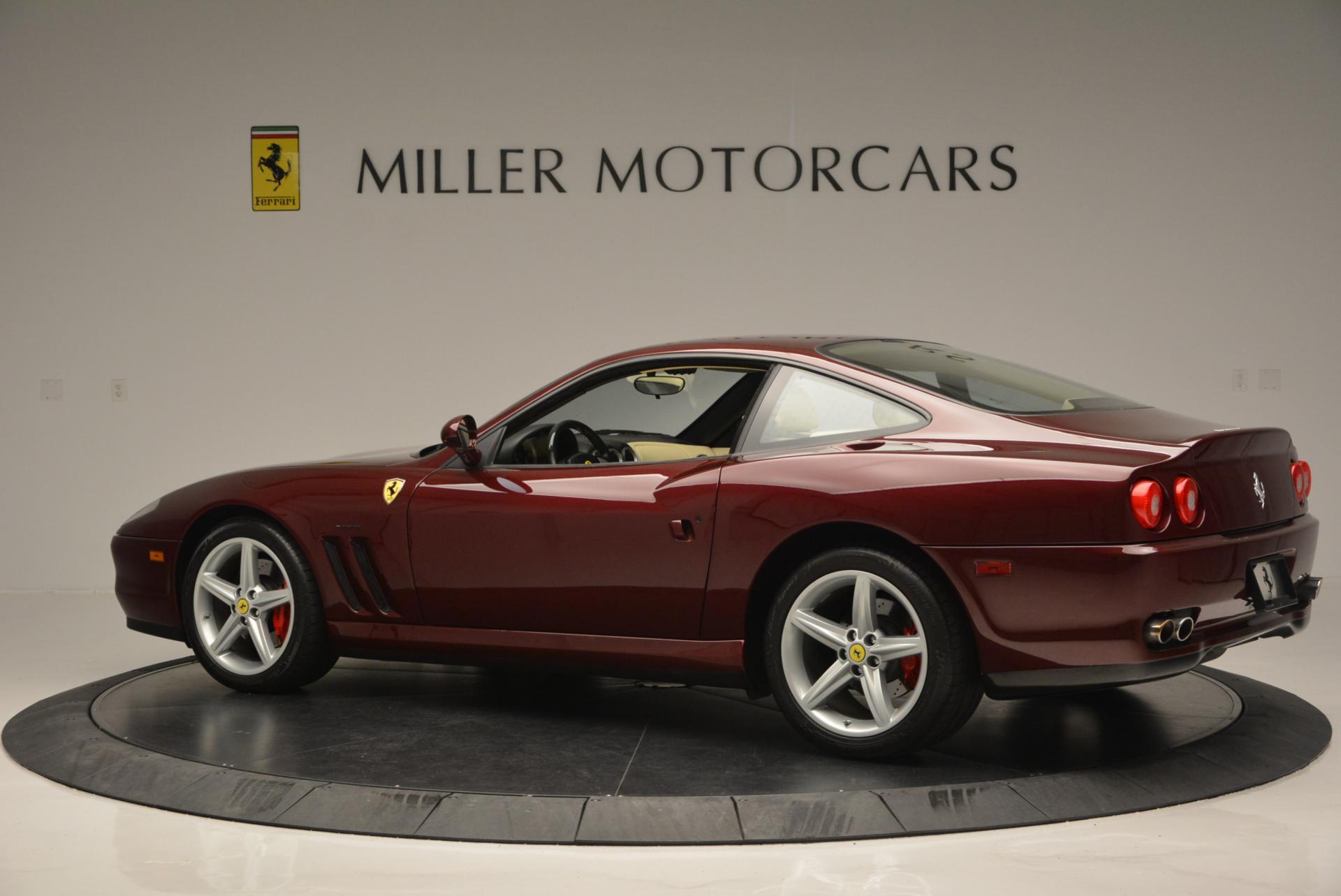 Used 2003 Ferrari 575M Maranello 6-Speed Manual For Sale In Greenwich, CT. Alfa Romeo of Greenwich, 4323C 143_p4