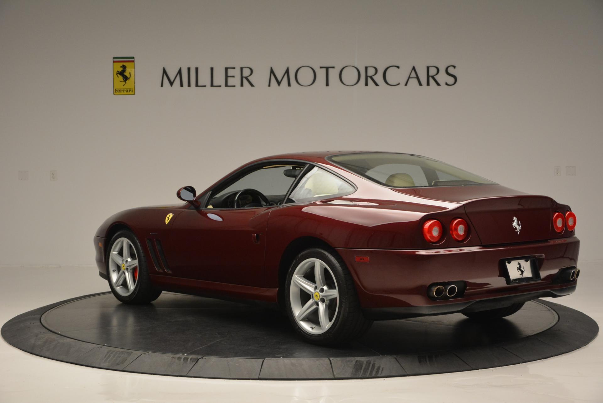 Used 2003 Ferrari 575M Maranello 6-Speed Manual For Sale In Greenwich, CT. Alfa Romeo of Greenwich, 4323C 143_p5