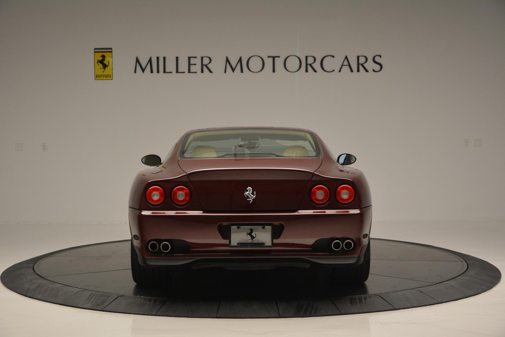 Used 2003 Ferrari 575M Maranello 6-Speed Manual For Sale In Greenwich, CT. Alfa Romeo of Greenwich, 4323C 143_p6