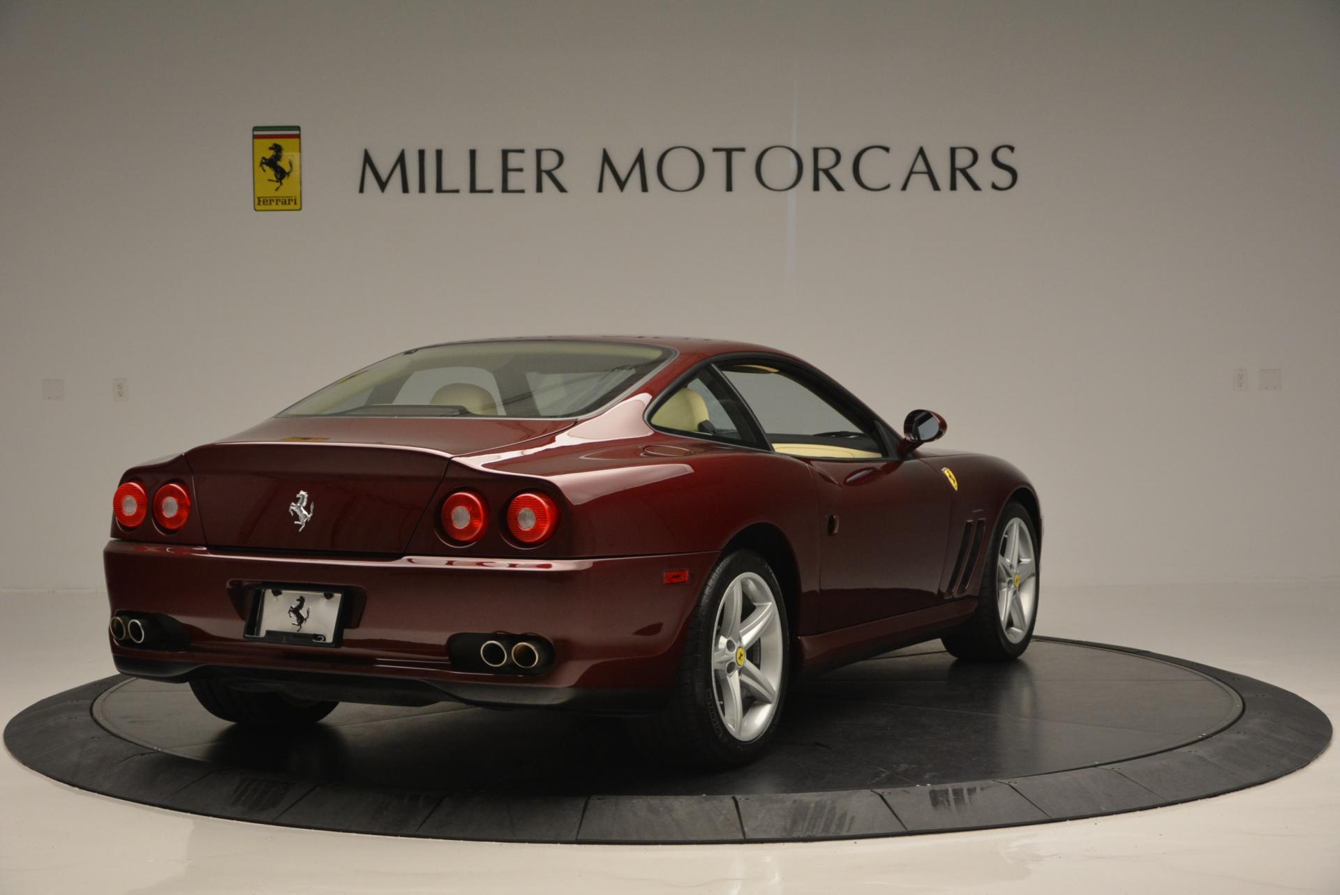 Used 2003 Ferrari 575M Maranello 6-Speed Manual For Sale In Greenwich, CT. Alfa Romeo of Greenwich, 4323C 143_p7