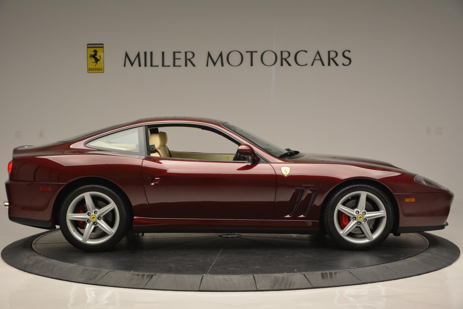 Used 2003 Ferrari 575M Maranello 6-Speed Manual For Sale In Greenwich, CT. Alfa Romeo of Greenwich, 4323C 143_p9
