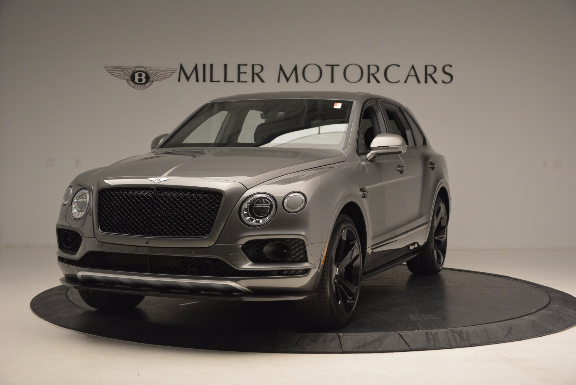 New 2018 Bentley Bentayga Black Edition For Sale In Greenwich, CT. Alfa Romeo of Greenwich, B1290
