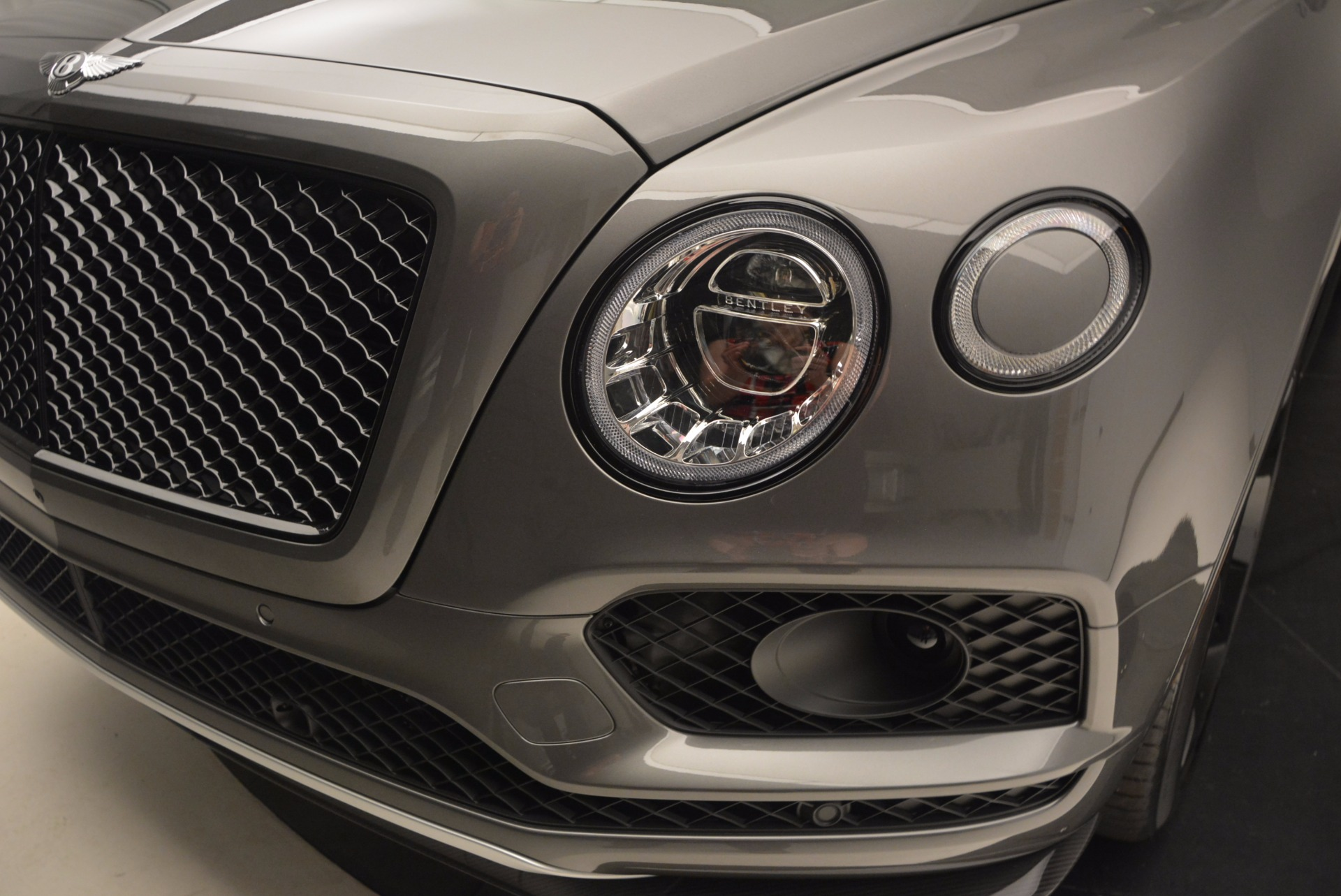 New 2018 Bentley Bentayga Black Edition For Sale In Greenwich, CT. Alfa Romeo of Greenwich, B1290 1431_p17