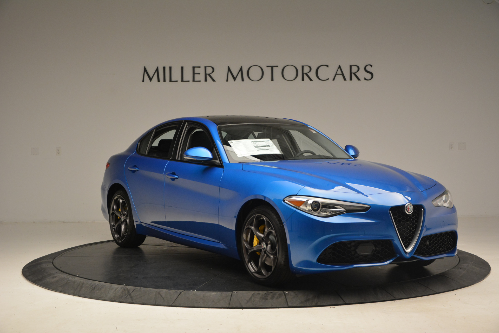 New 2017 Alfa Romeo Giulia Ti Sport Q4 For Sale In Greenwich, CT. Alfa Romeo of Greenwich, LW097 1433_p11