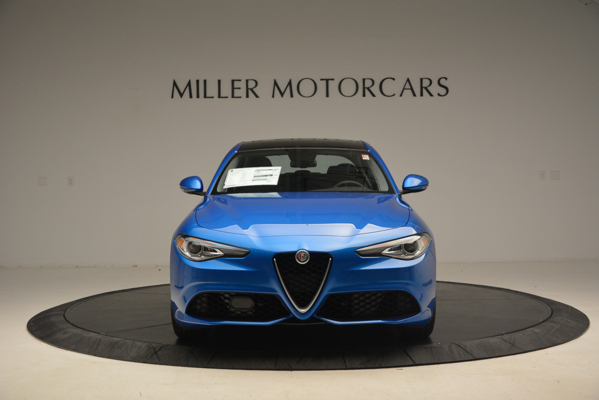 New 2017 Alfa Romeo Giulia Ti Sport Q4 For Sale In Greenwich, CT. Alfa Romeo of Greenwich, LW097 1433_p12