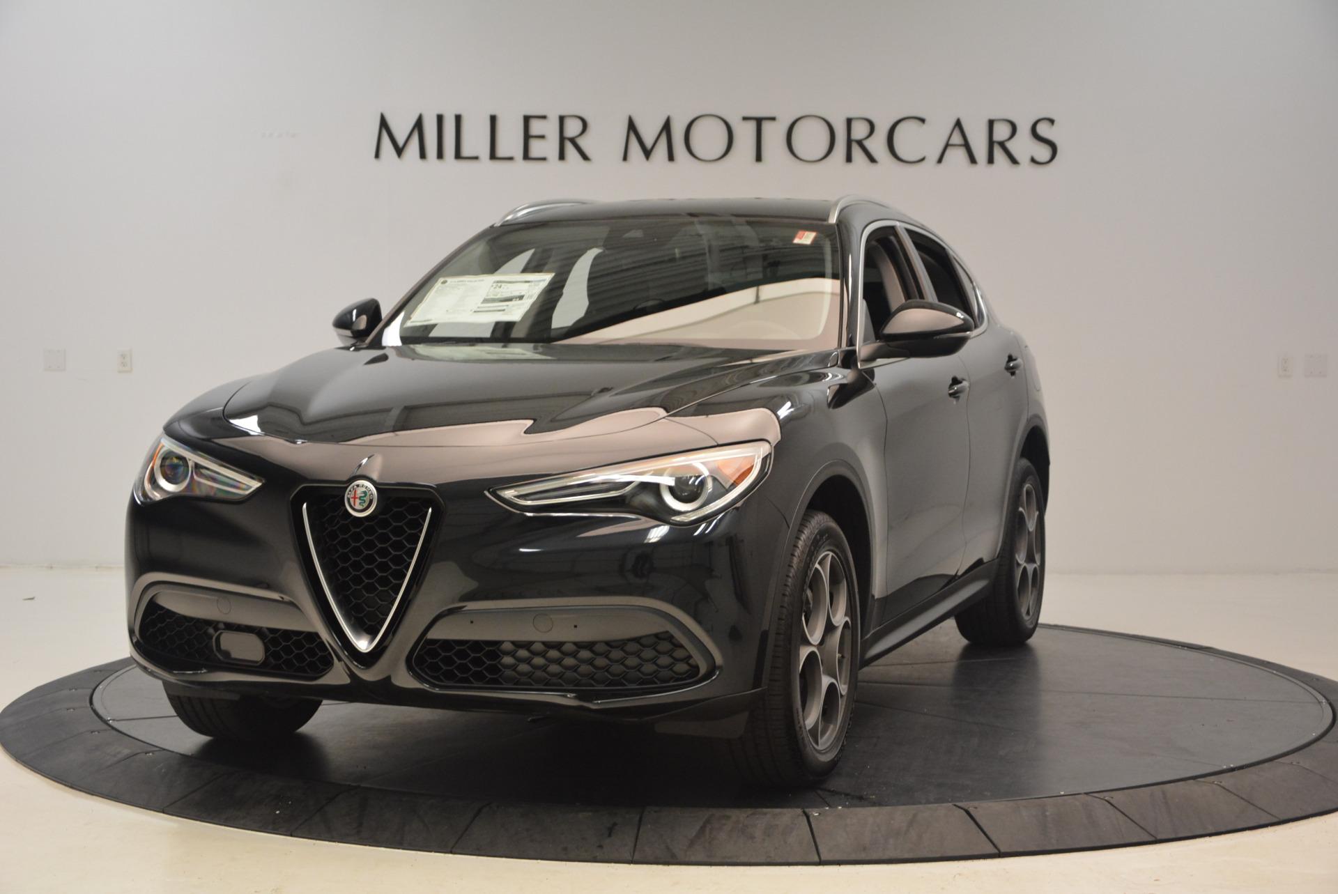 New 2018 Alfa Romeo Stelvio Q4 For Sale In Greenwich, CT. Alfa Romeo of Greenwich, L194 1441_main