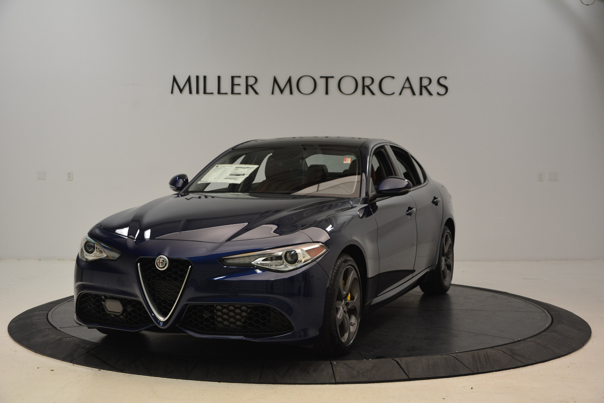 New 2017 Alfa Romeo Giulia Ti Q4 For Sale In Greenwich, CT. Alfa Romeo of Greenwich, L193 1442_main