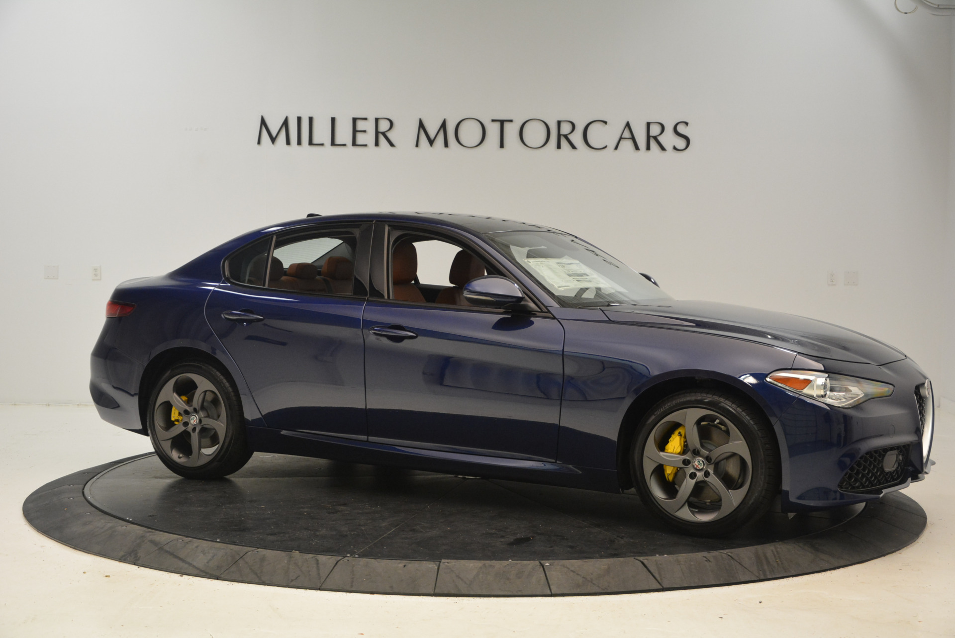 New 2017 Alfa Romeo Giulia Ti Q4 For Sale In Greenwich, CT. Alfa Romeo of Greenwich, L193 1442_p10