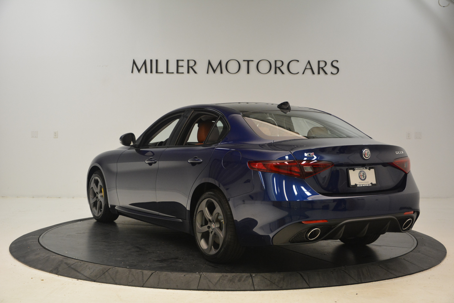 New 2017 Alfa Romeo Giulia Ti Q4 For Sale In Greenwich, CT. Alfa Romeo of Greenwich, L193 1442_p5