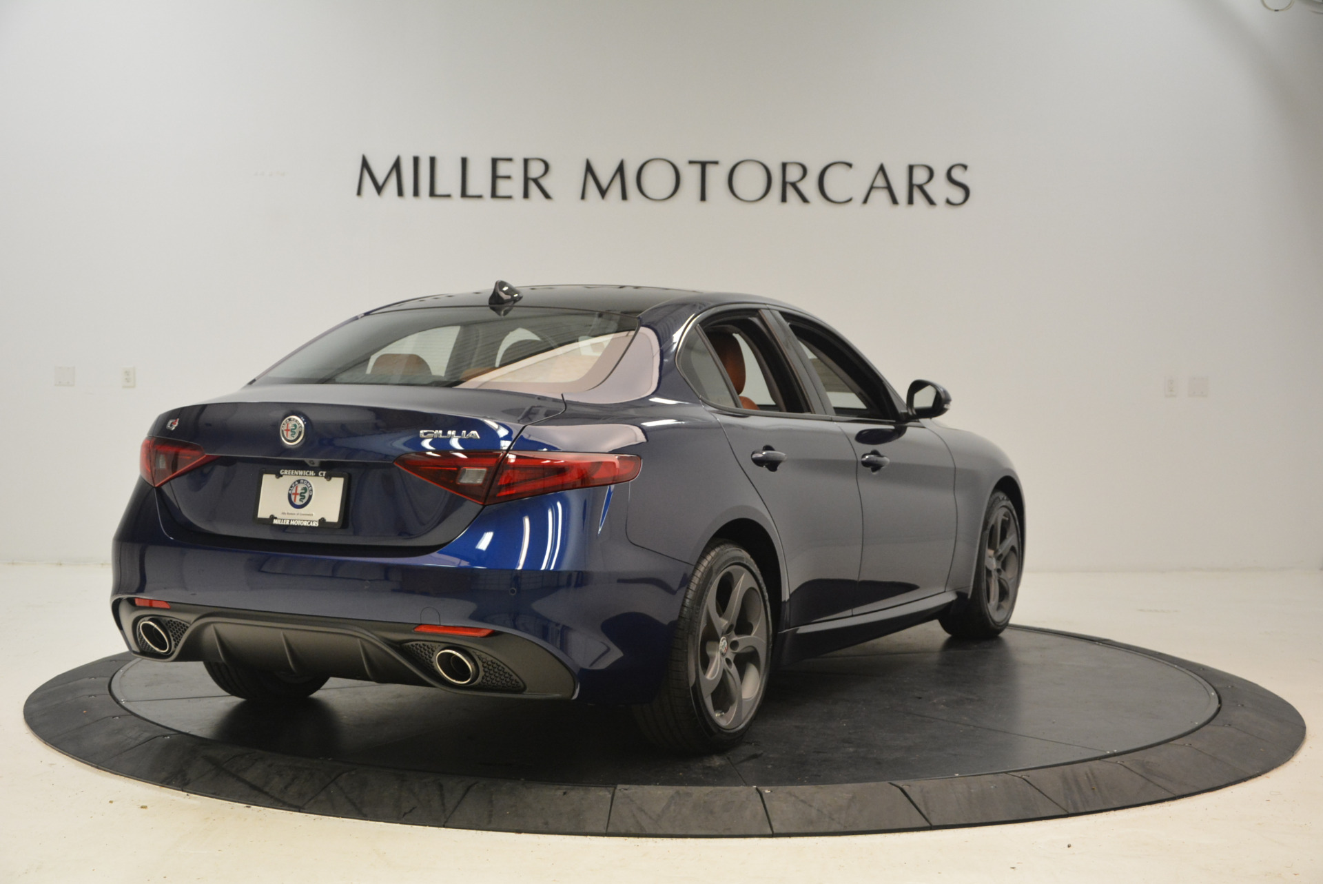 New 2017 Alfa Romeo Giulia Ti Q4 For Sale In Greenwich, CT. Alfa Romeo of Greenwich, L193 1442_p7