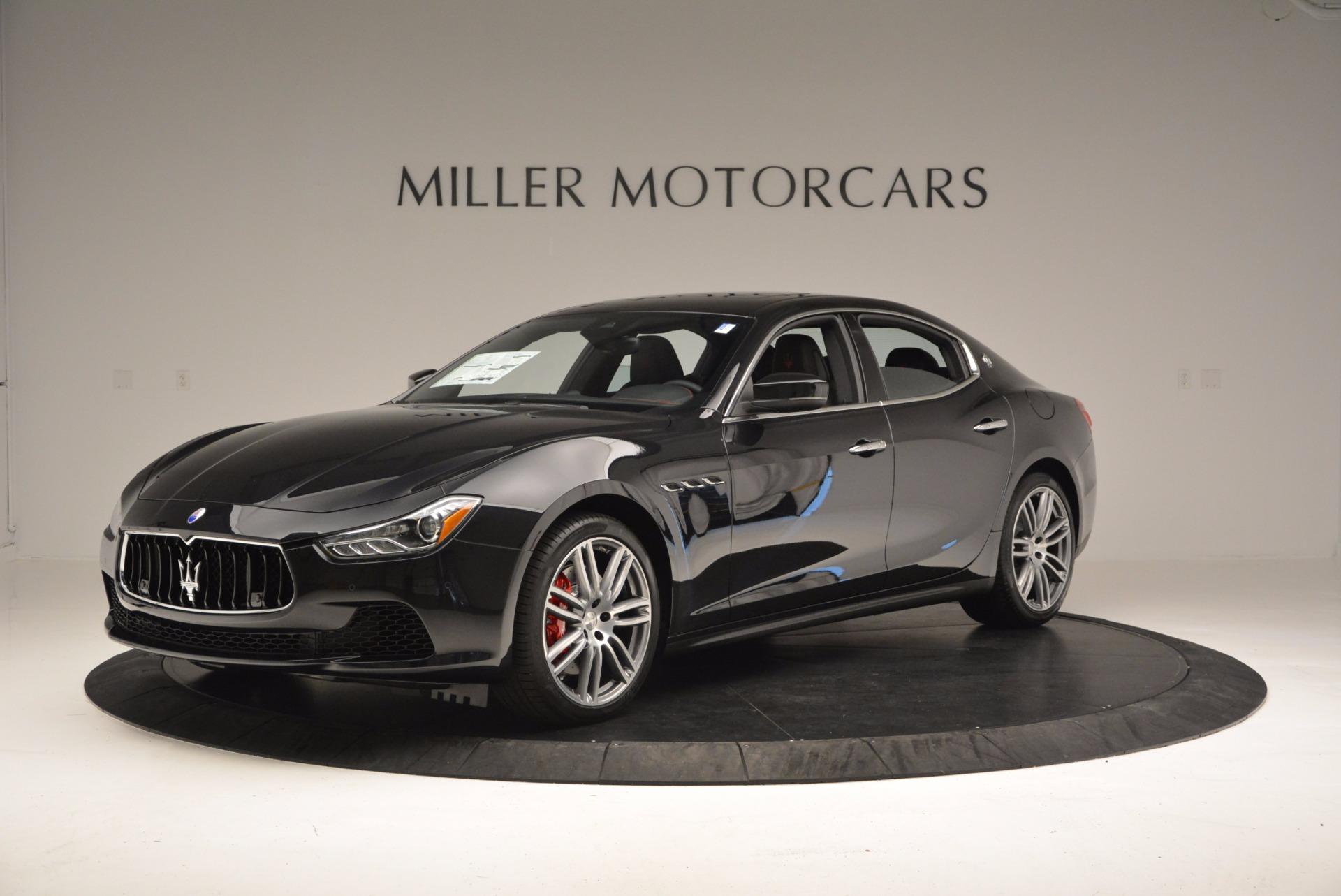 New 2017 Maserati Ghibli SQ4 For Sale In Greenwich, CT. Alfa Romeo of Greenwich, M1904 1443_p2